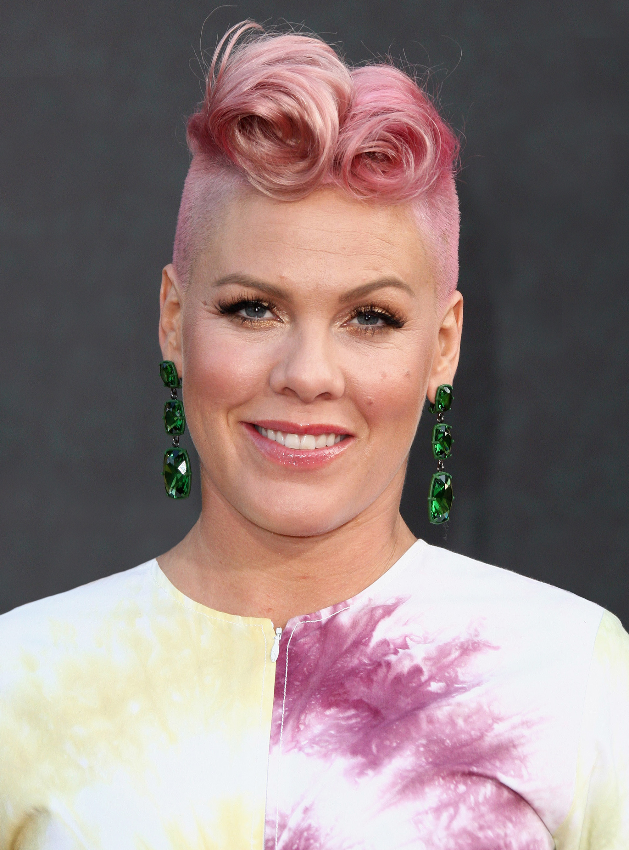 A Fan Went Into Labor and Gave Birth at a Pink Concert