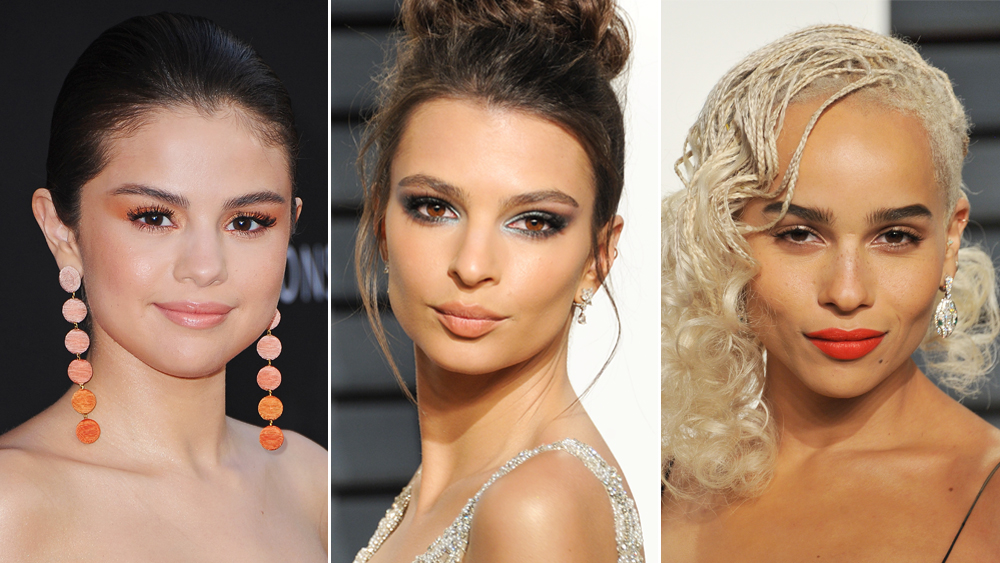 7 Celebrity Red Carpet Makeup Looks to Recreate on Prom Night