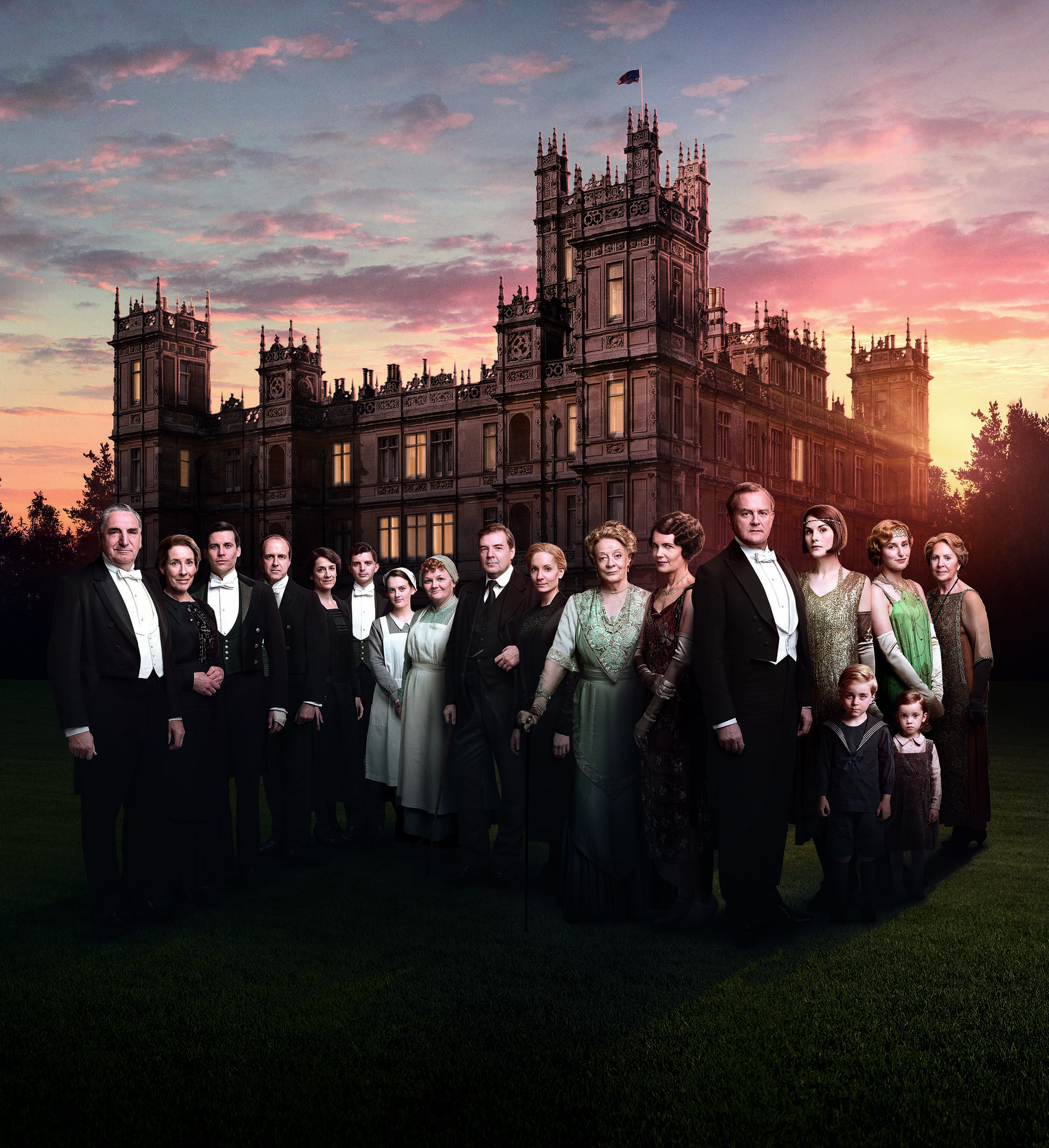A <em>Downton Abbey </em>Movie Is Officially Happening