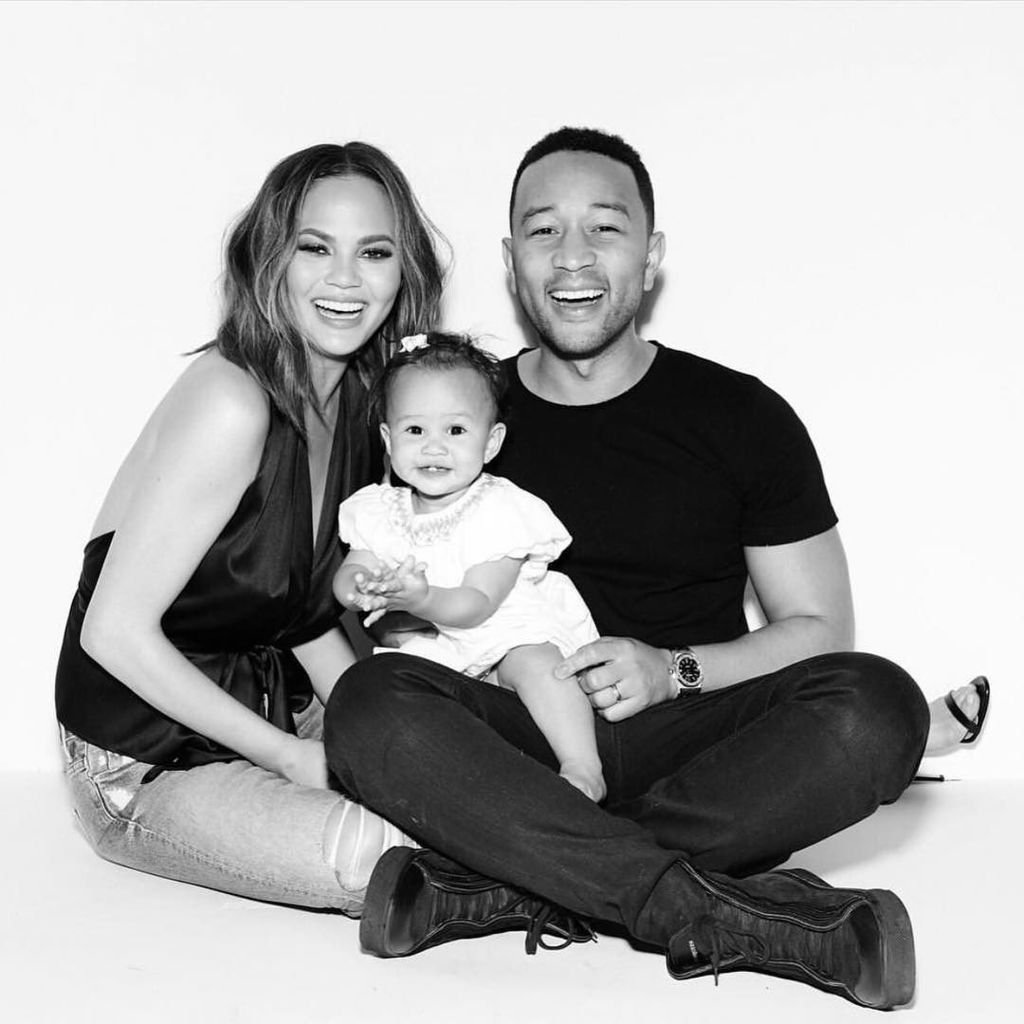 John Legend Thinks Introducing Luna to Her Baby Brother May Be a Problem