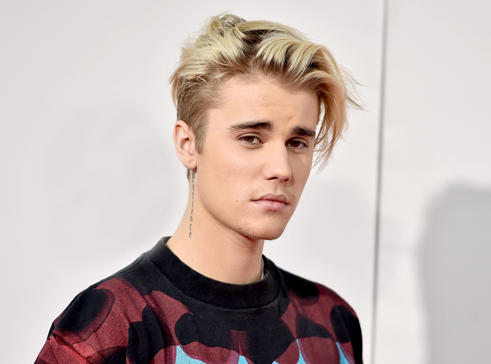 Justin Bieber InStylecom - Justin bieber hairstyle right now