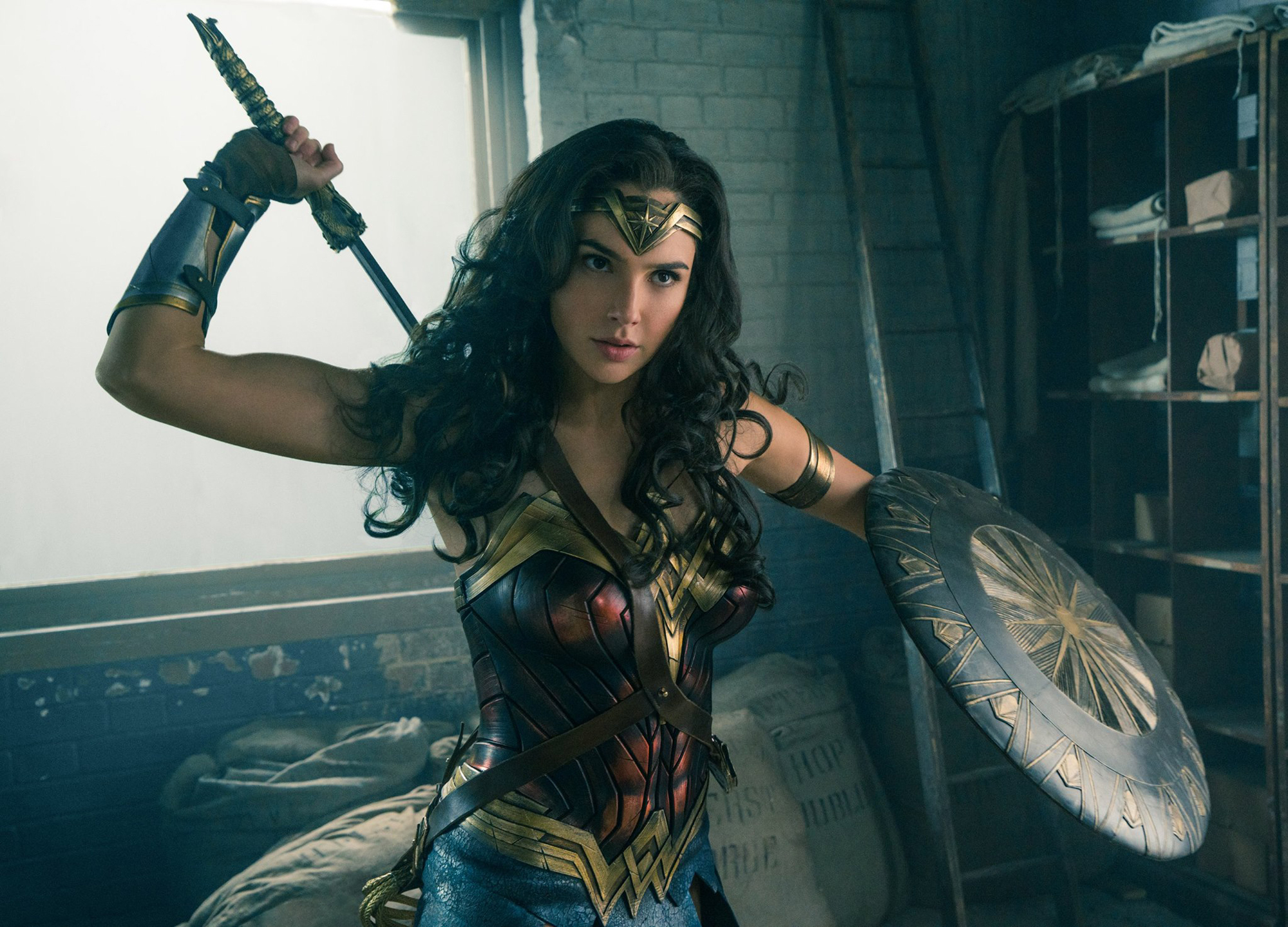 Gal Gadot Reportedly Will OnlyBe in <em>Wonder Woman</em> Sequel If Brett Ratner Is Out
