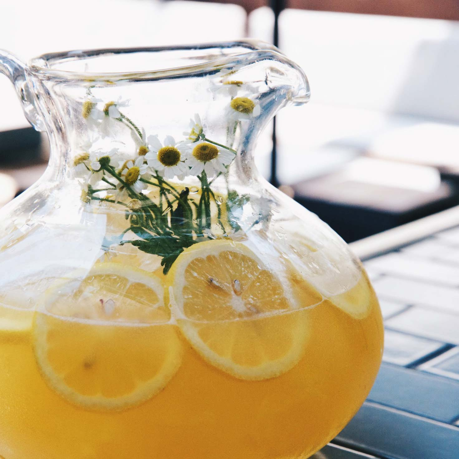 Celebrate National Lemonade Day With This Boozy Pitcher