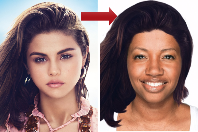 Virtual Hairstyles gray hair hairstyles for women and men Hollywood Hair Virtual Makeover Try On Celebrity Hairstyles Online Instylecom