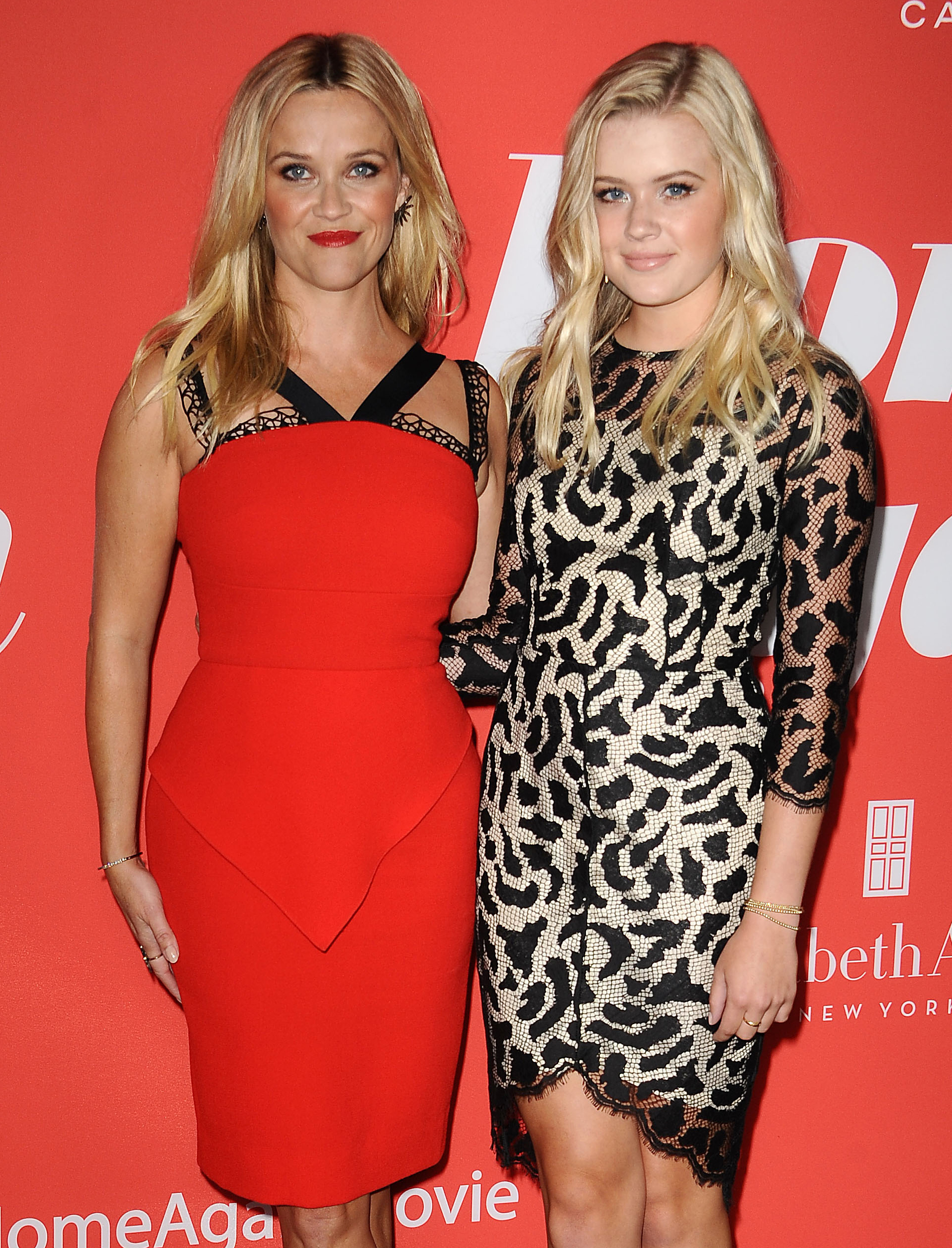 <p>Reese Witherspoon and Ava Phillippe</p>