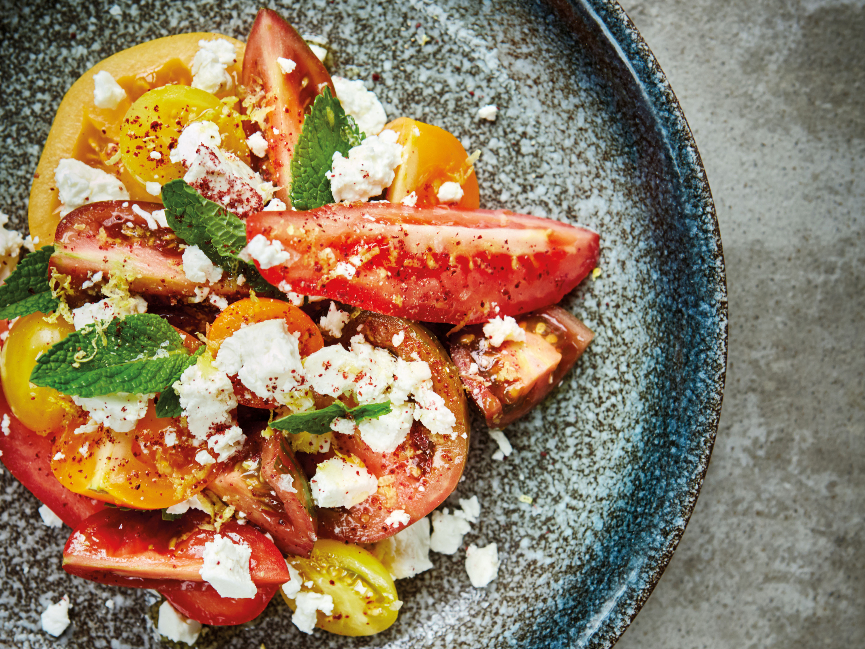 Make This Tomato Salad From The Restaurant That John And Chrissy Just Visited