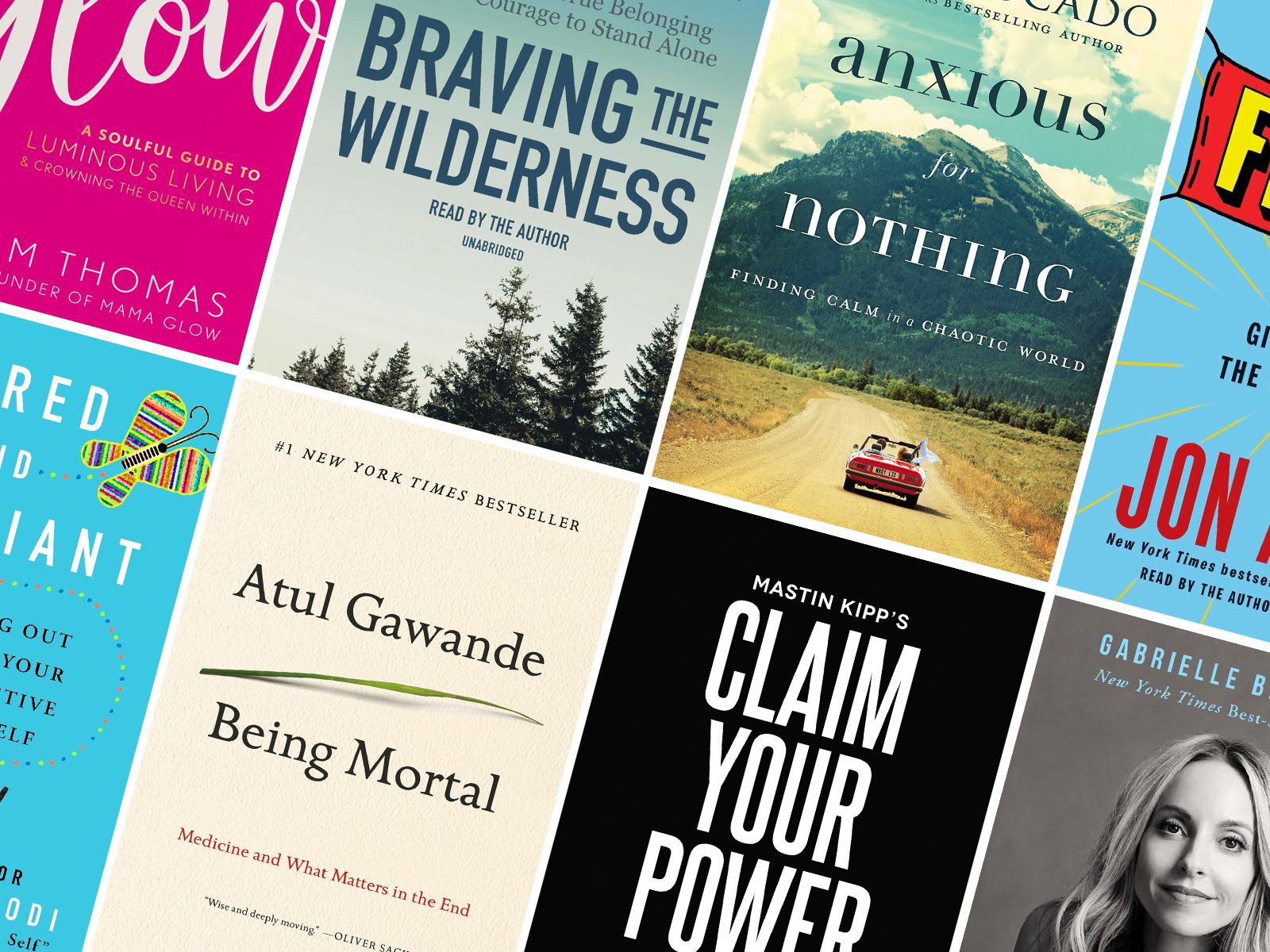 9 Self-Improvement Books That Will Help You Finish the Year Off Strong