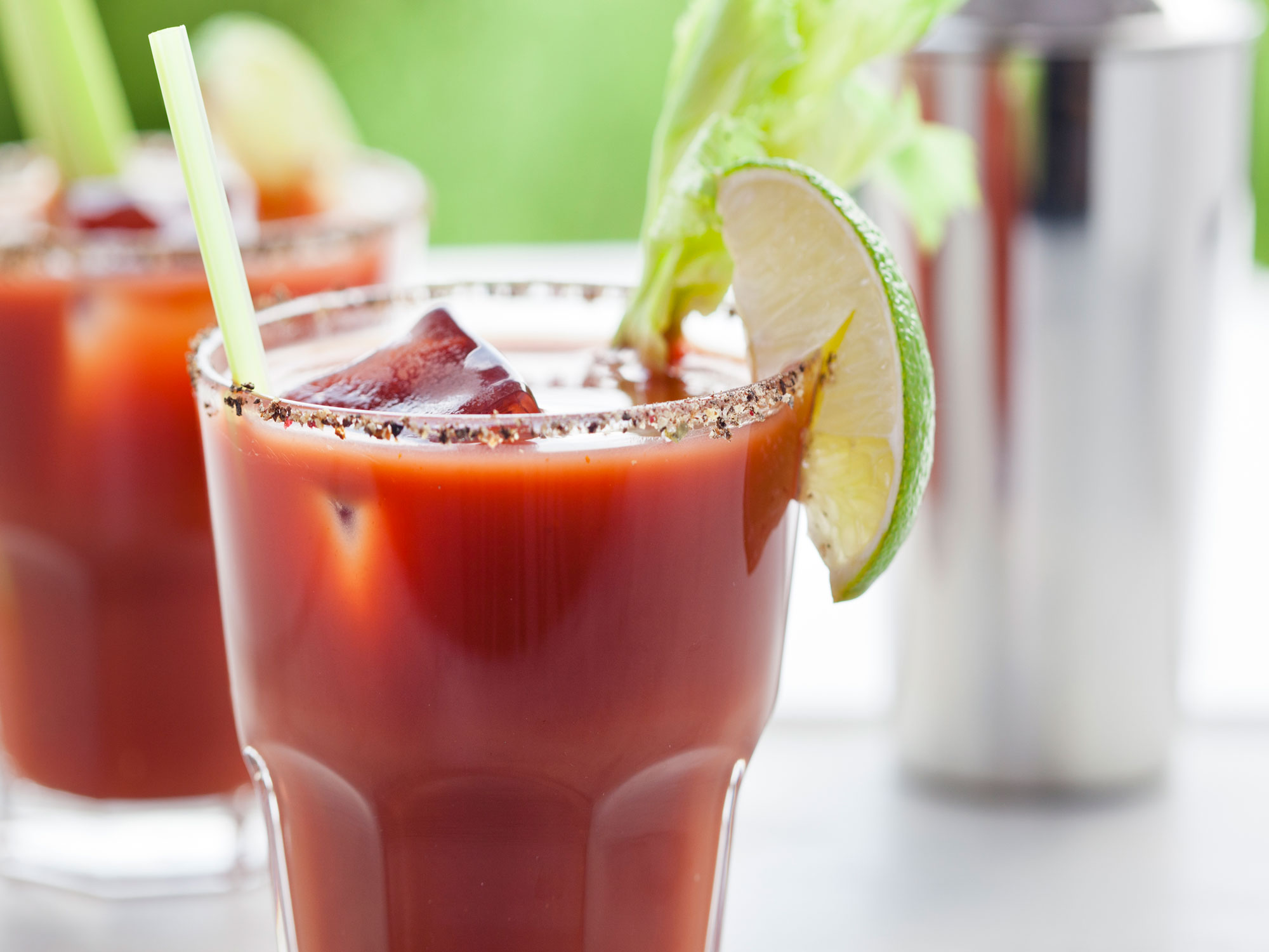 This Virgin Bloody Mary Is A Hit With The Fashion Elite