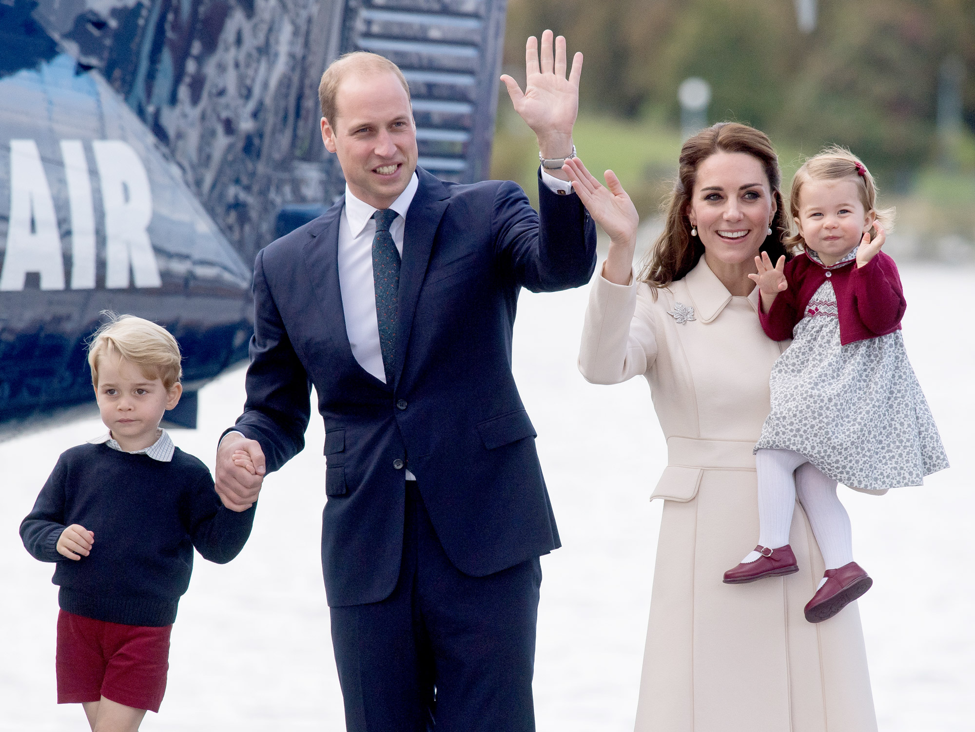 the scientific reason you love the royal family