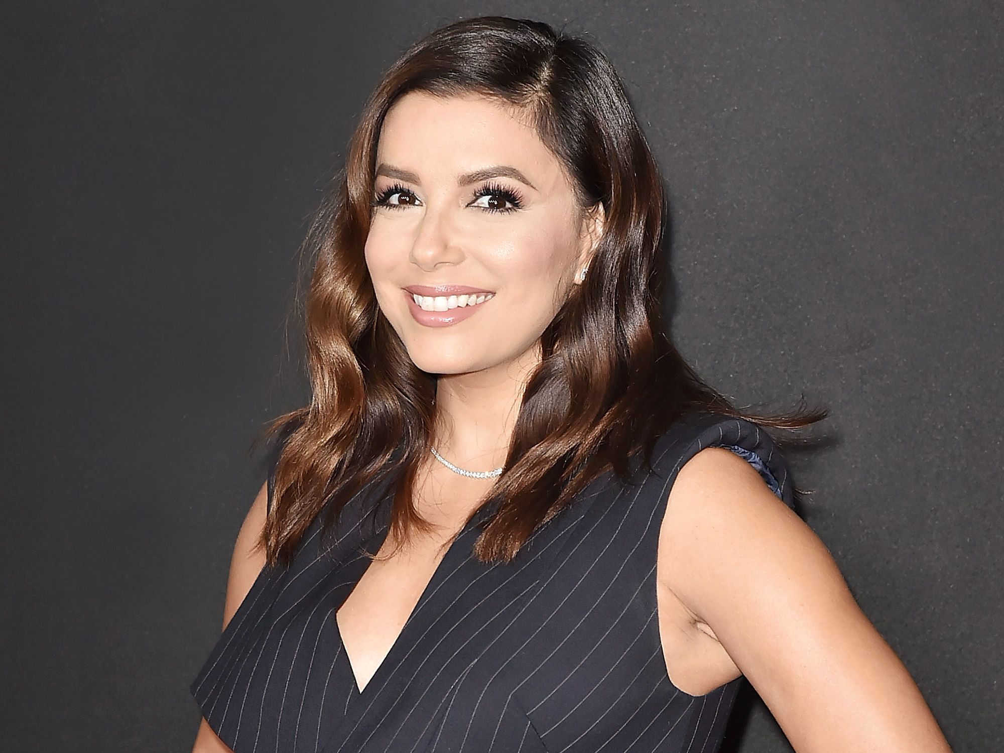 Eva Longoria Celebrates Her Baby Shower with a Pajama-Themed Party