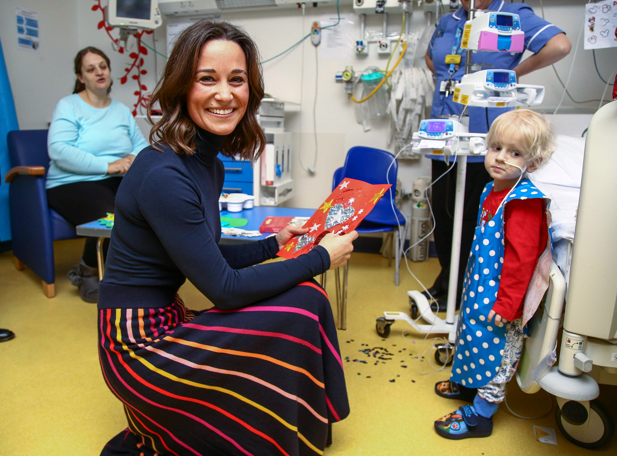<p>Pippa Middleton</p>