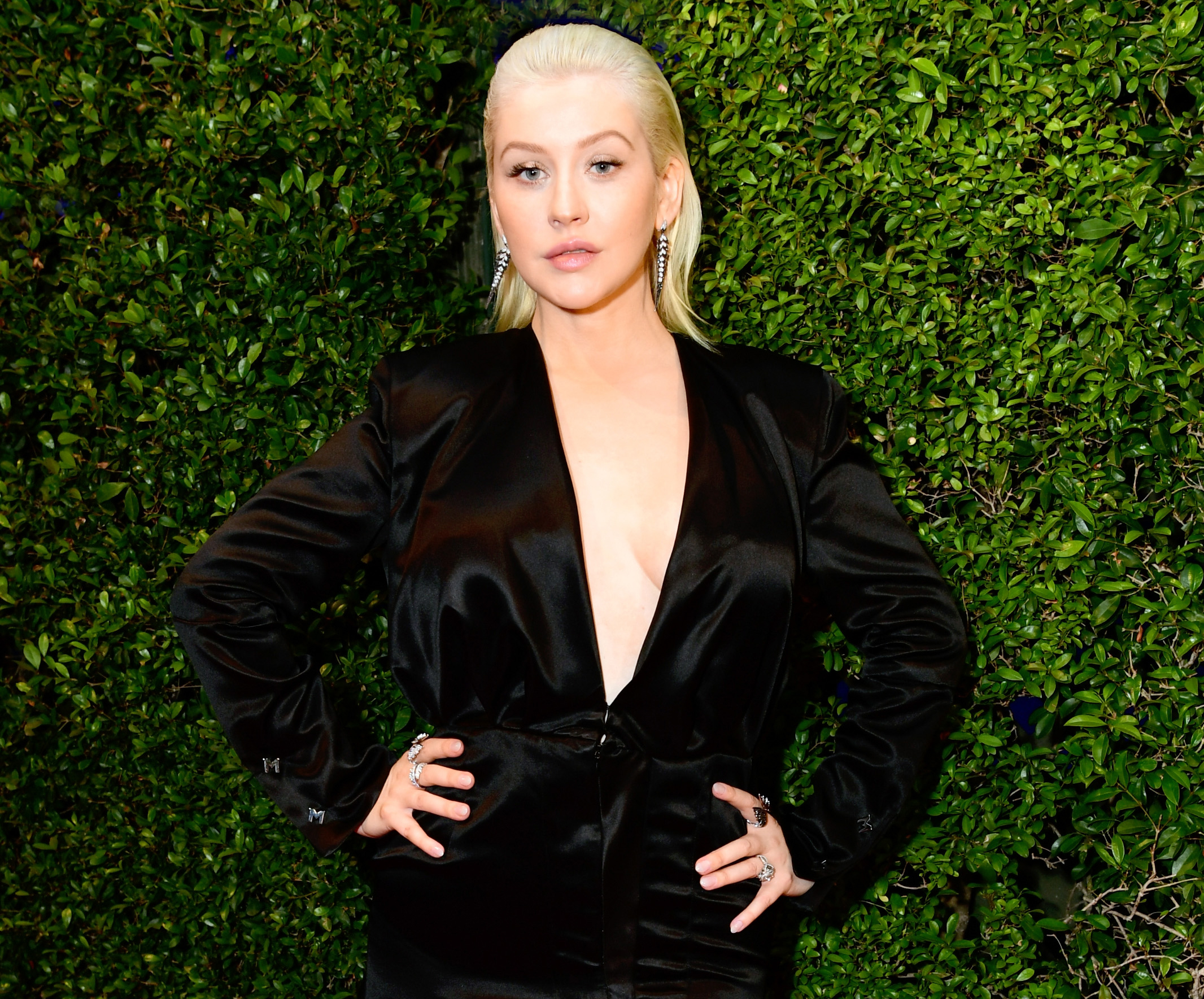 Christina Aguilera Just Addressed Collaborator Kanye West's Controversial Comments