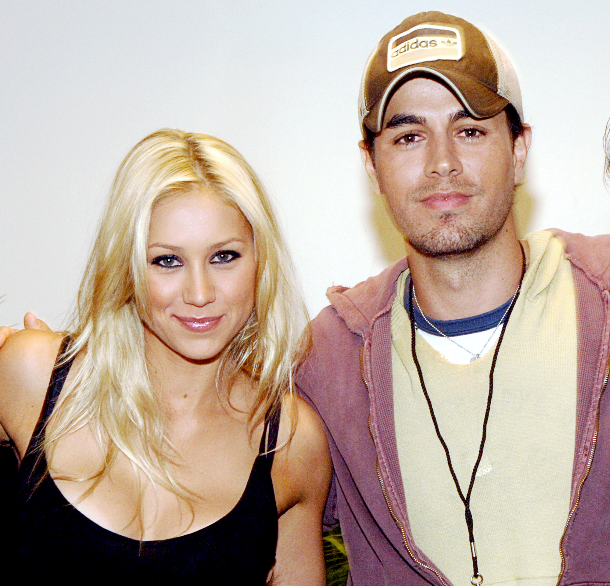Surprise! Enrique Iglesias and Anna Kournikova Reportedly Welcome Twins Nicholas and Lucy