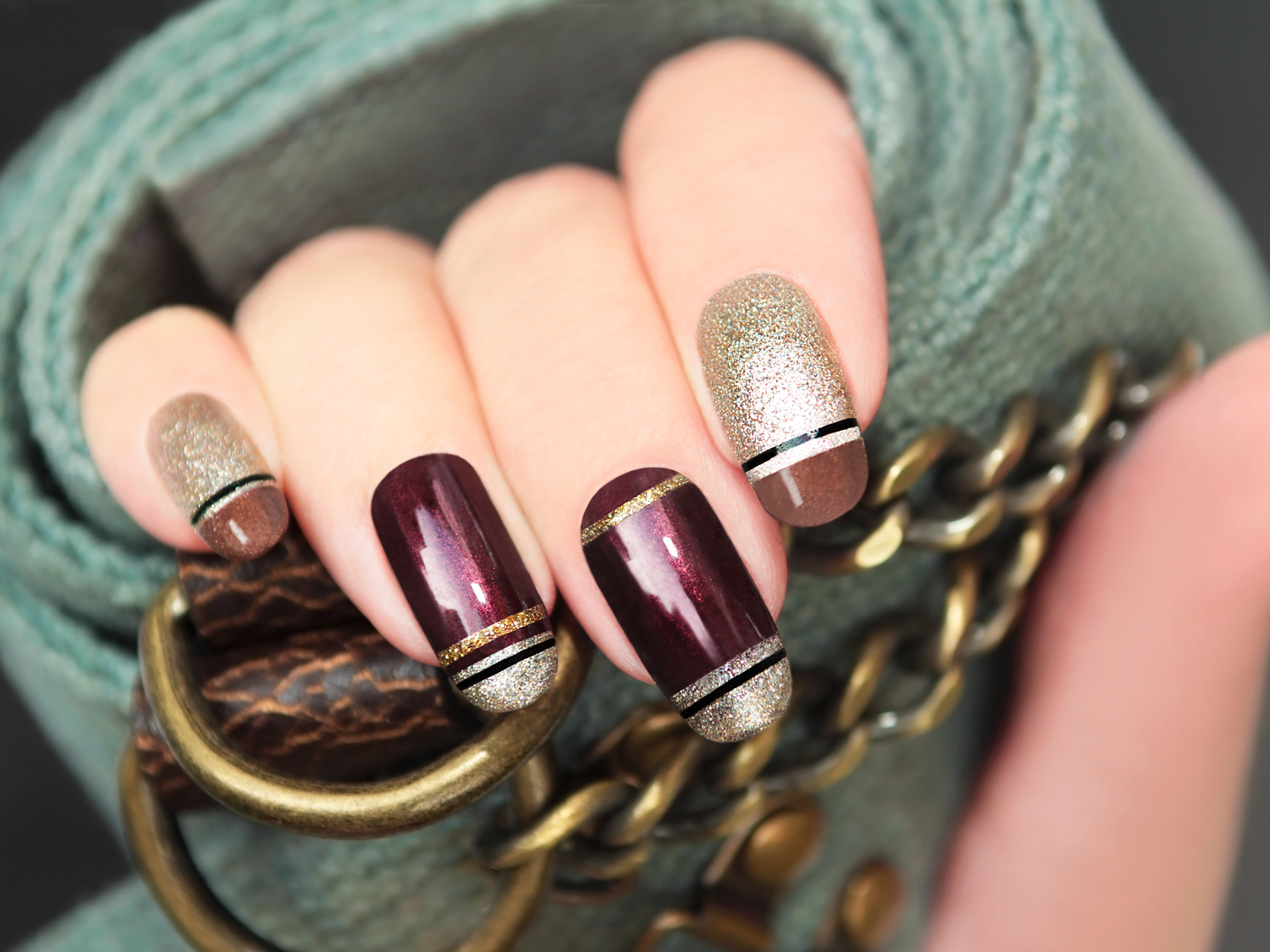 3 Diy Ways To Remove Your Gel Manicure Instyle Com