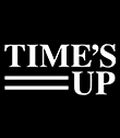 <p>Time's Up</p>