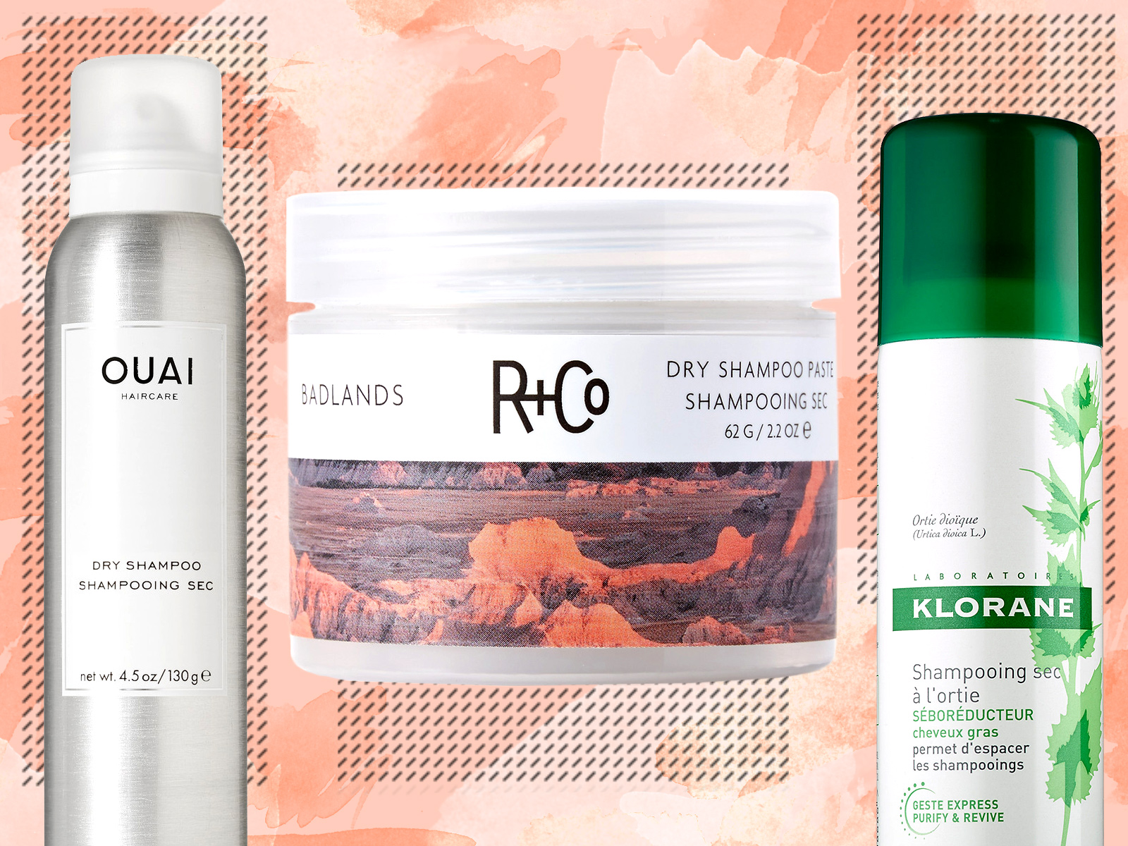 7 Dry Shampoos That Won't Weigh Fine Hair Down
