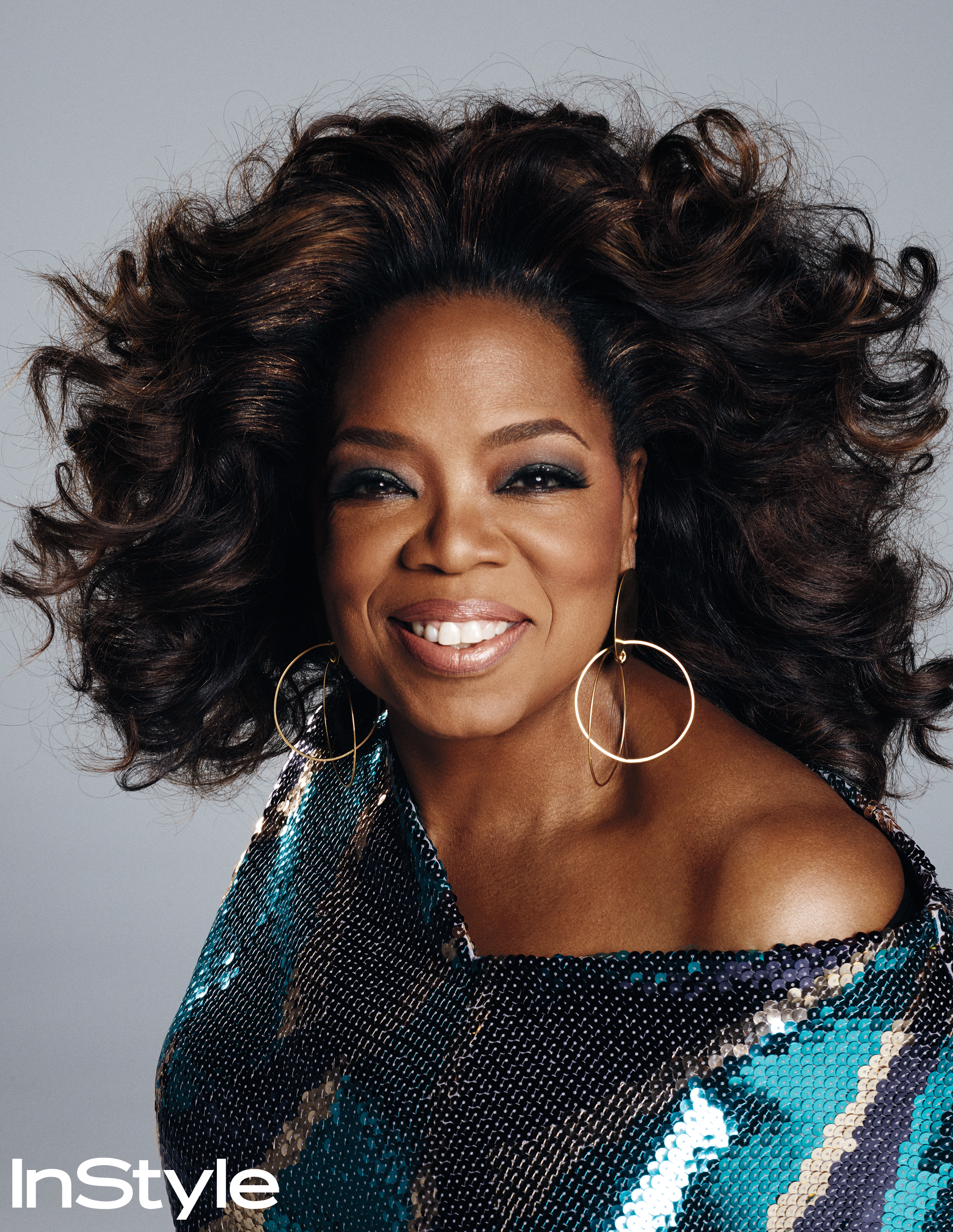"""Oprah Winfrey Says These Jeans Make Her""""Look and Feel One Size Smaller"""""""