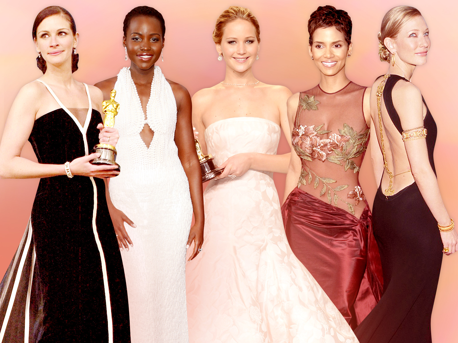 The 15 Best Oscar Dresses of All Time