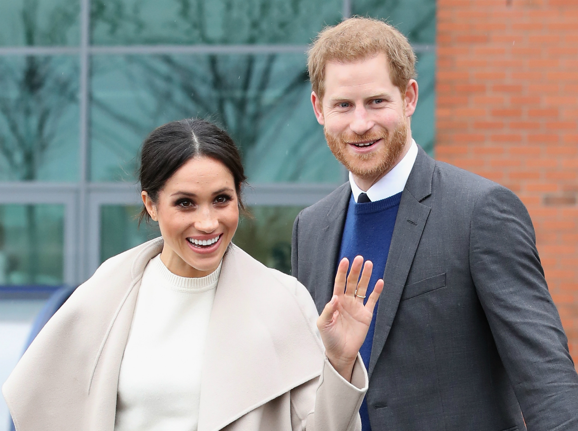 Prince Harry and Meghan Markle Are Reportedly Going Camping on Their Honeymoon