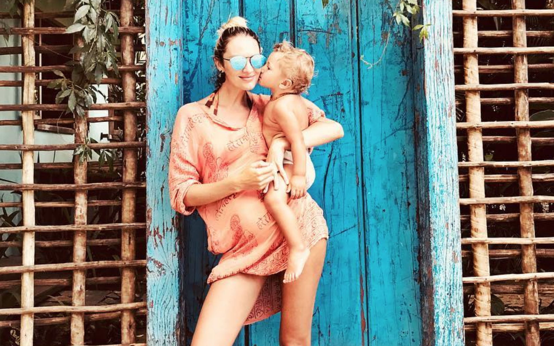 Victoria's Secret Model Candice Swanepoel Welcomed a Baby Boy
