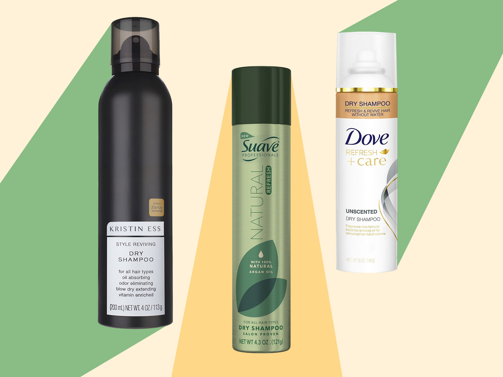 8 Drugstore Dry Shampoos That Actually Work