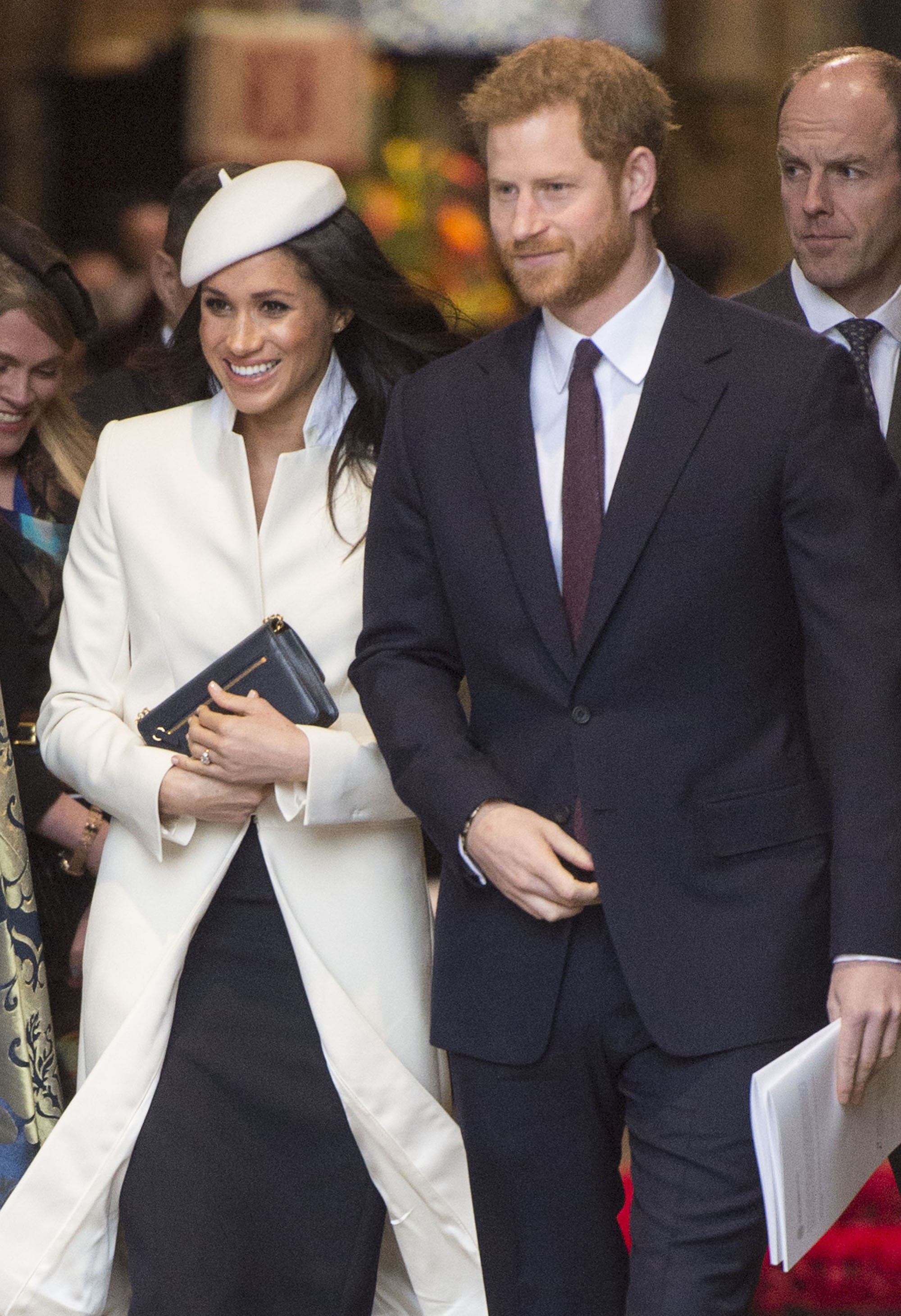 Meghan Markle and Prince Harry Welcome Their First Child