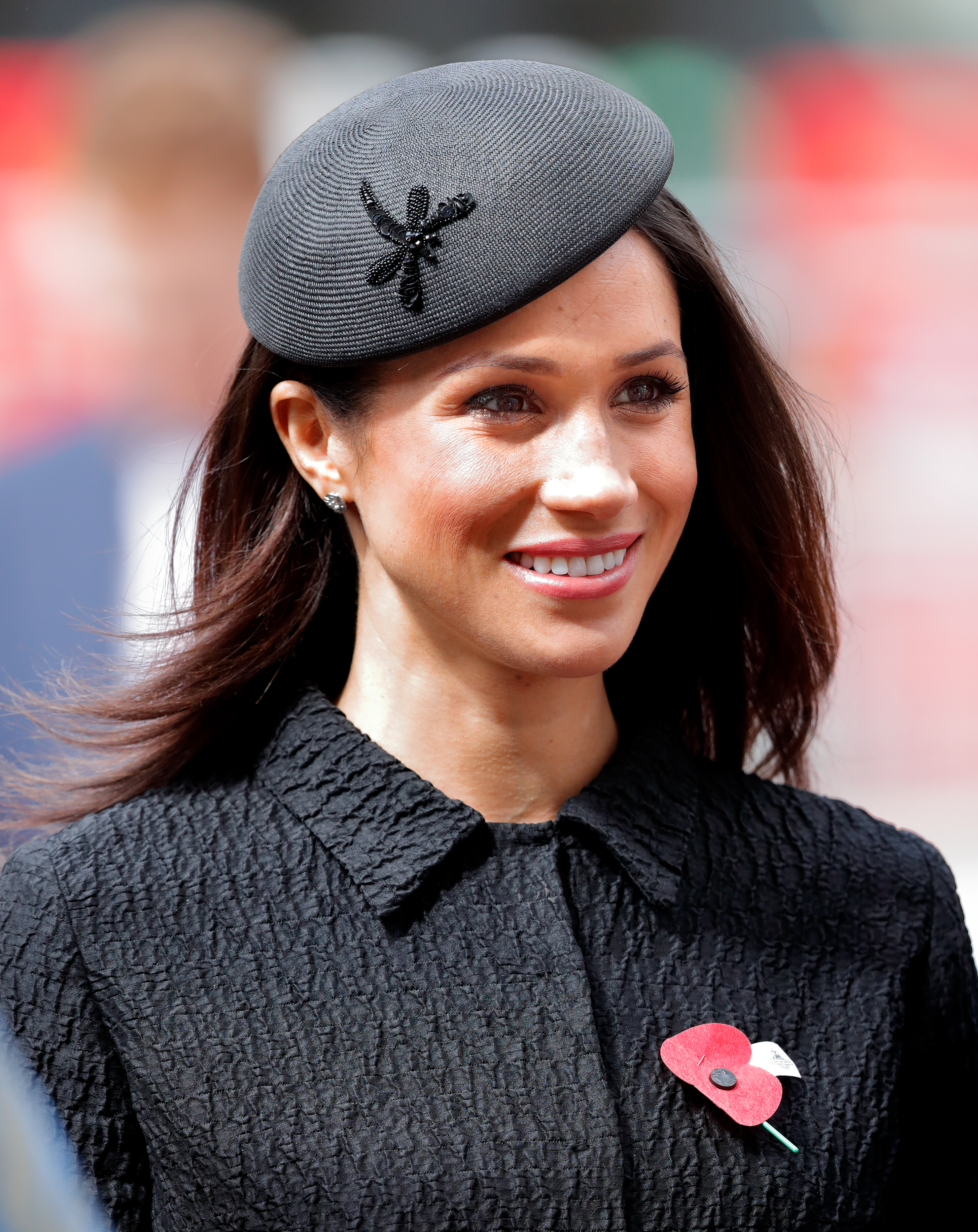Prince Harry And Meghan Markle Attend Anzac Day Services