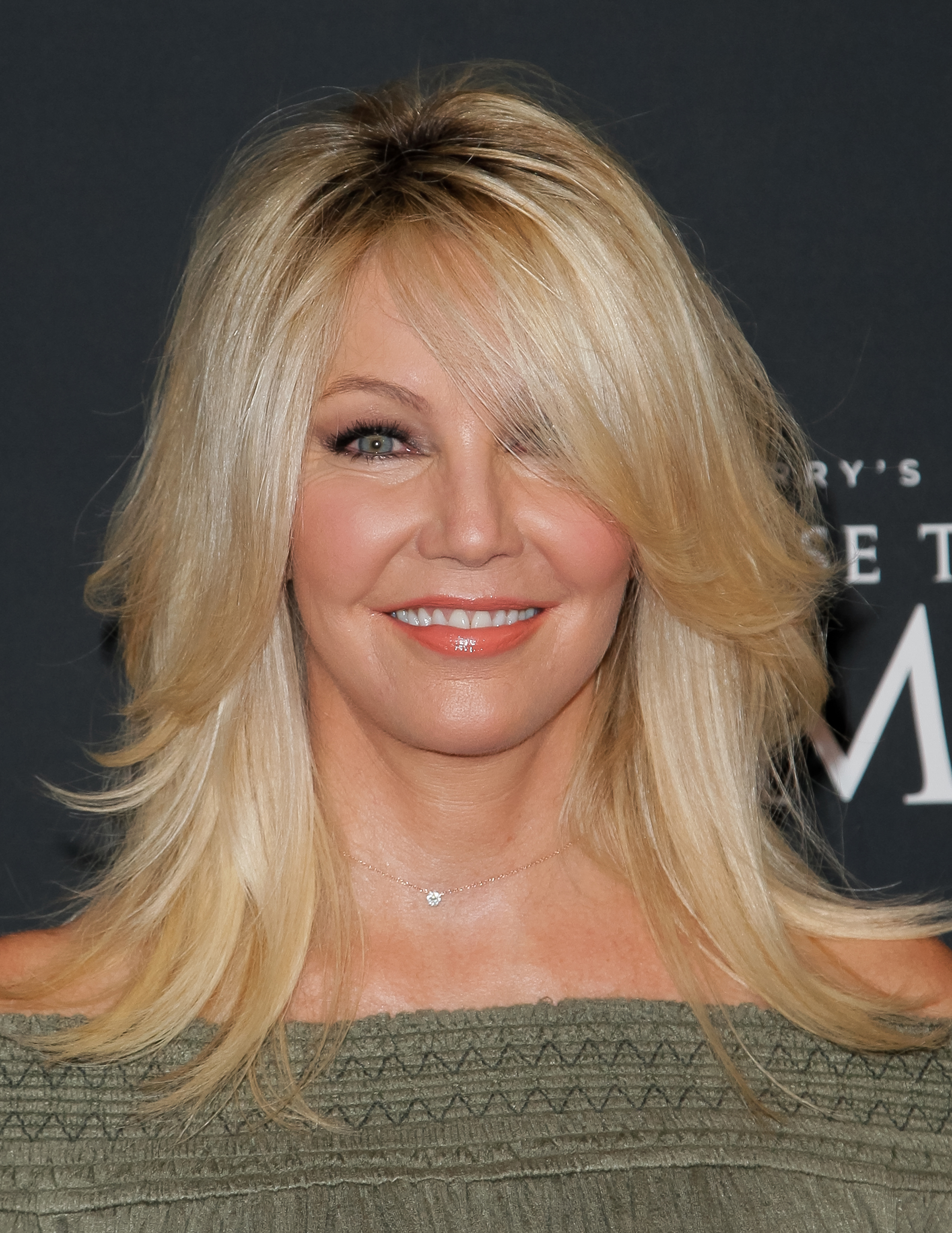 Heather Locklear Hospitalized for Possible Overdose Hours After Leaving Jail