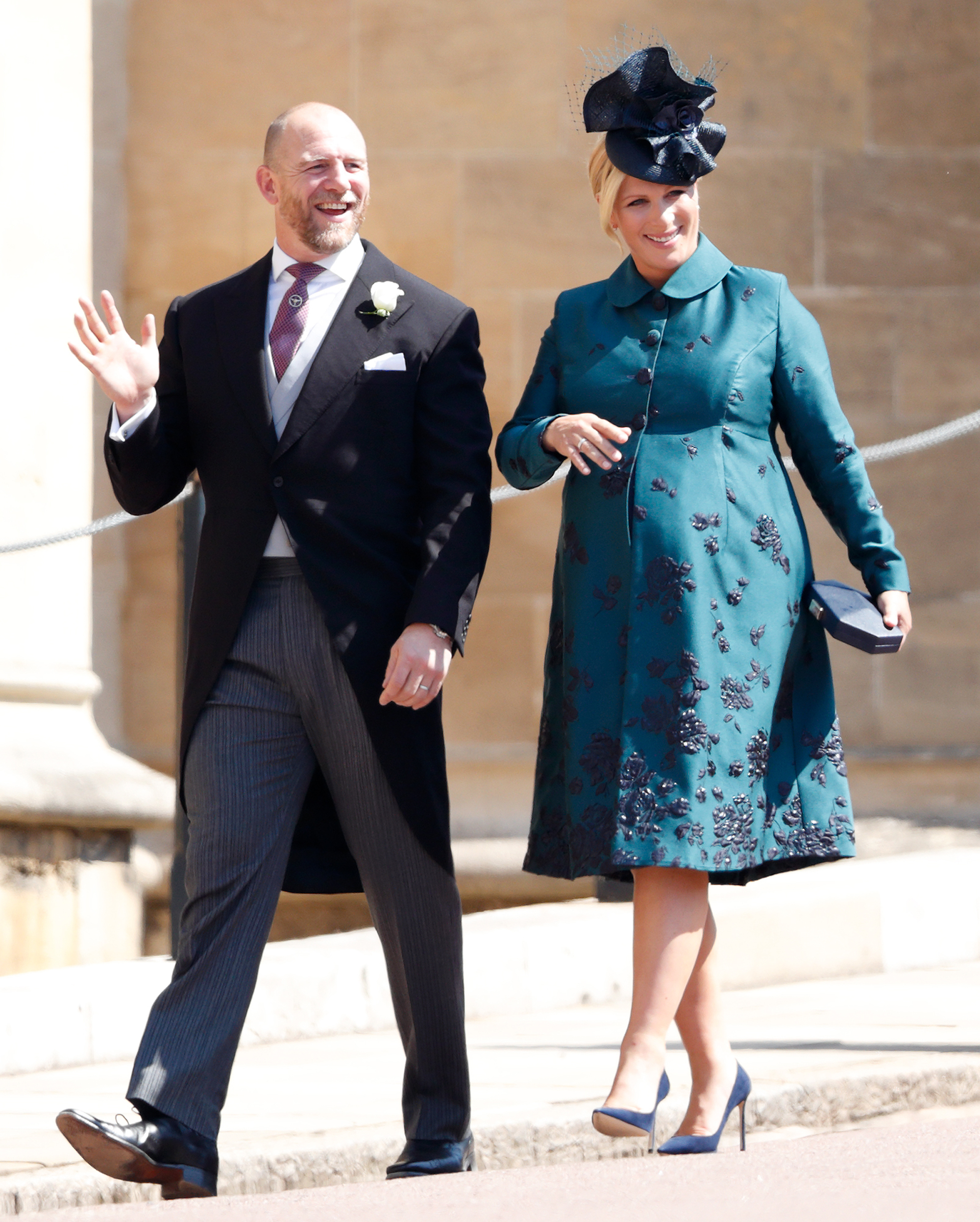 The Royal Family Just Welcomed a New Baby Girl