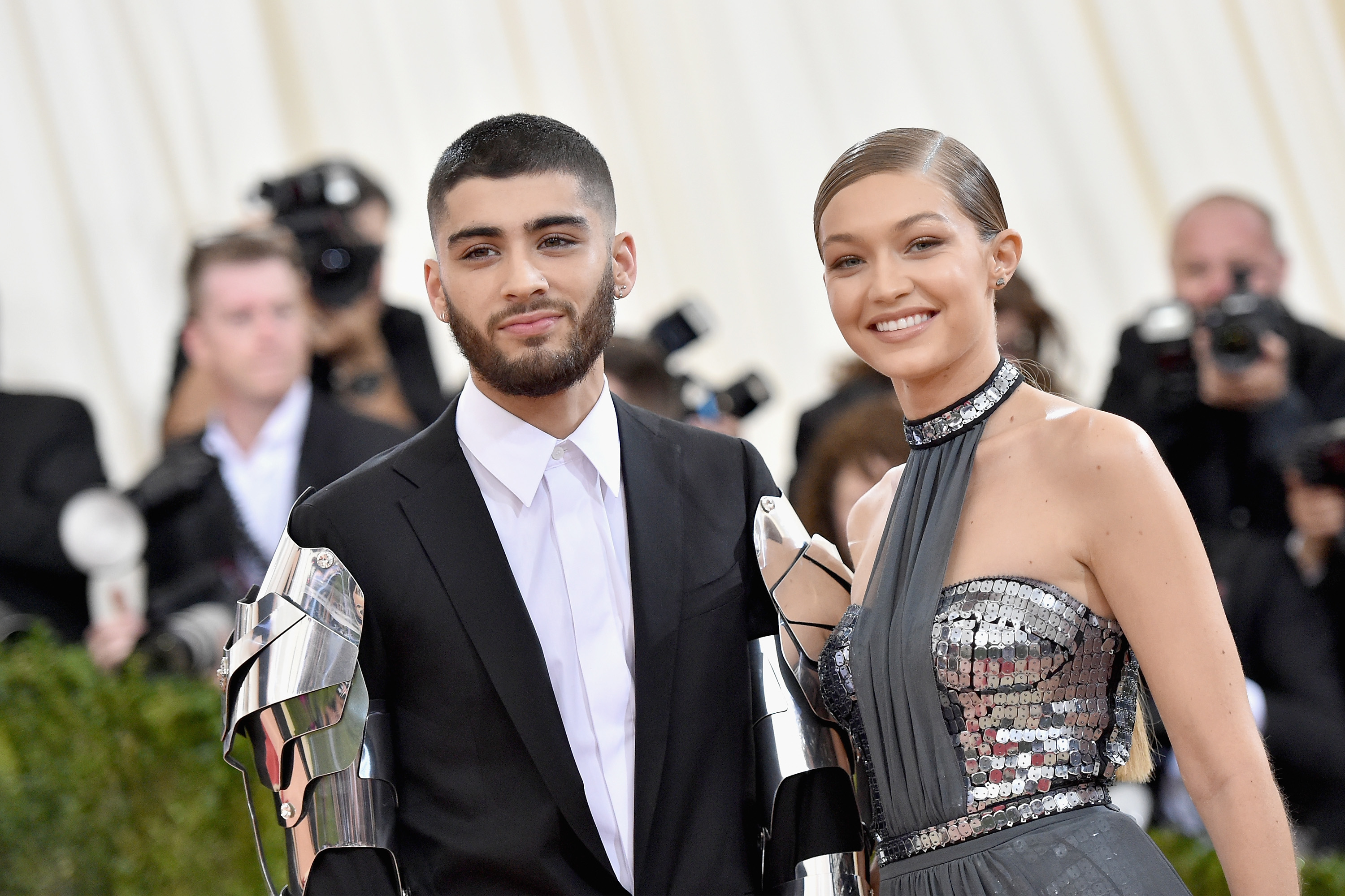 Gigi Hadid and Zayn Malik Just Made Their Reunion Instagram Official
