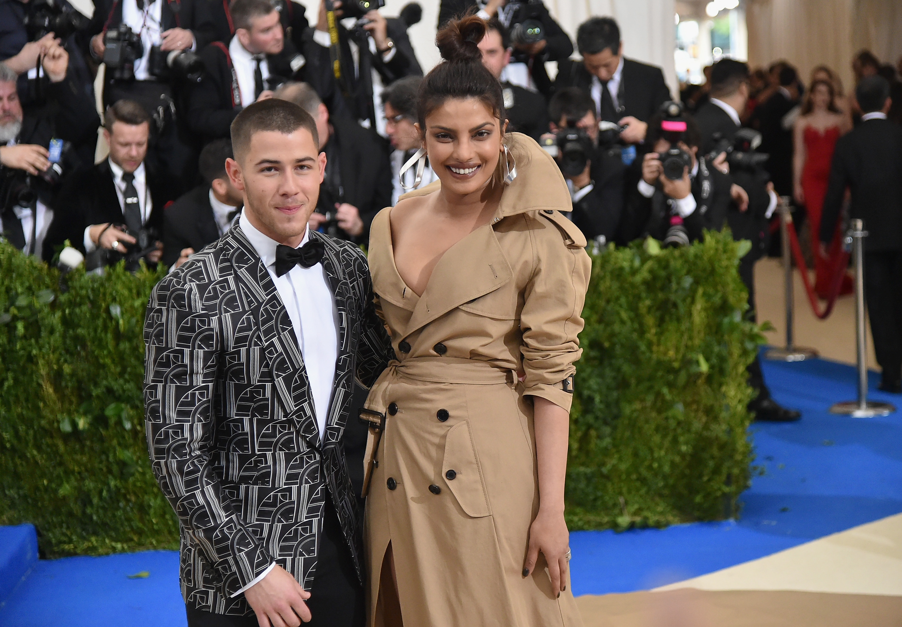 Priyanka Chopra and Nick Jonas Are Reportedly Engaged After 2 Months of Dating