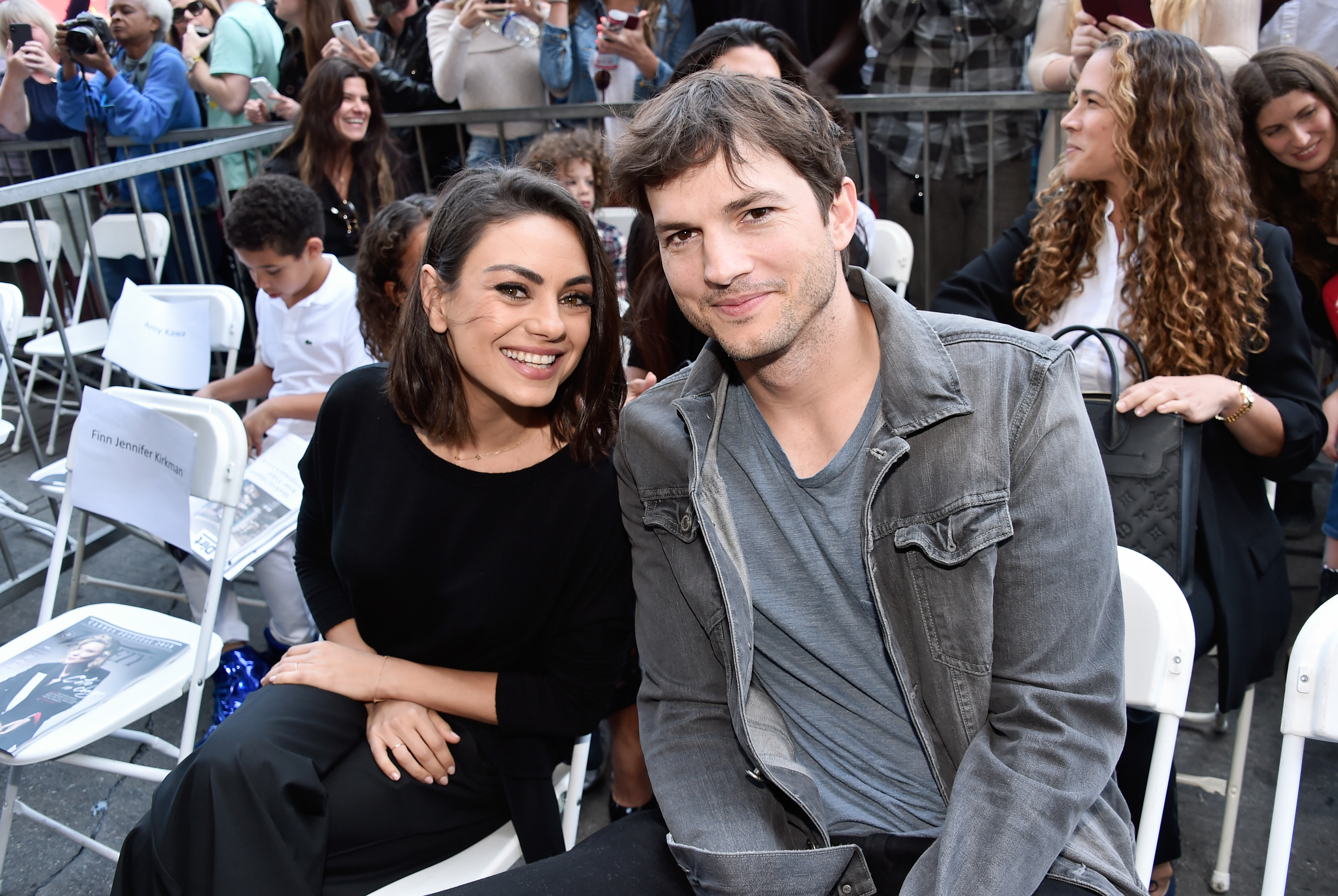Mila Kunis Just Defended the Legitimacy of Demi Moore and Ashton Kutcher's Marriage