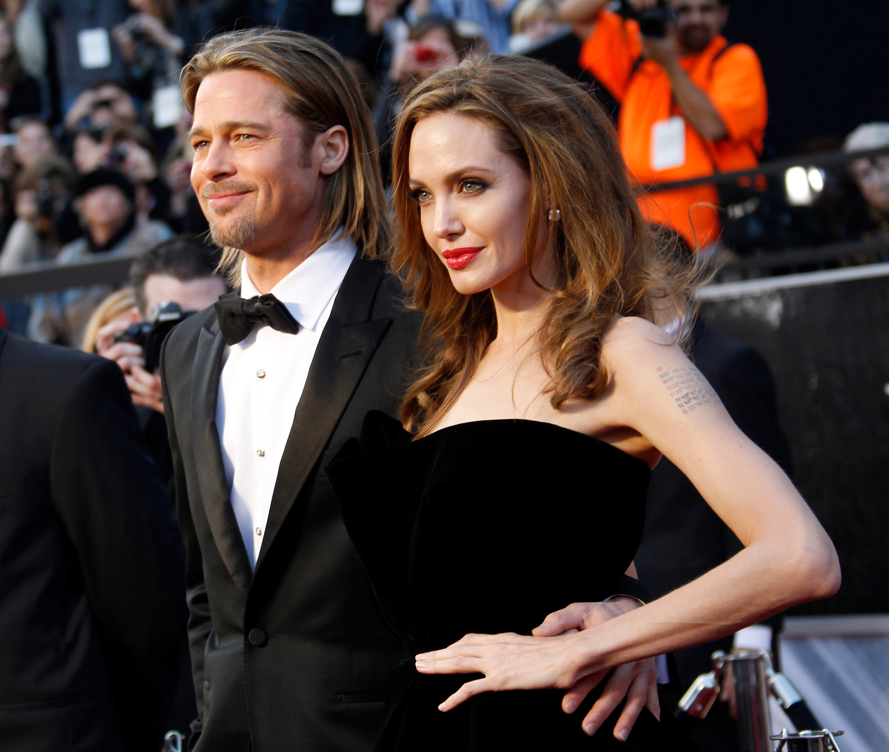 Angelina Jolie Doubled Down On Her Claim That Brad Pitt Has Not Paid Child Support