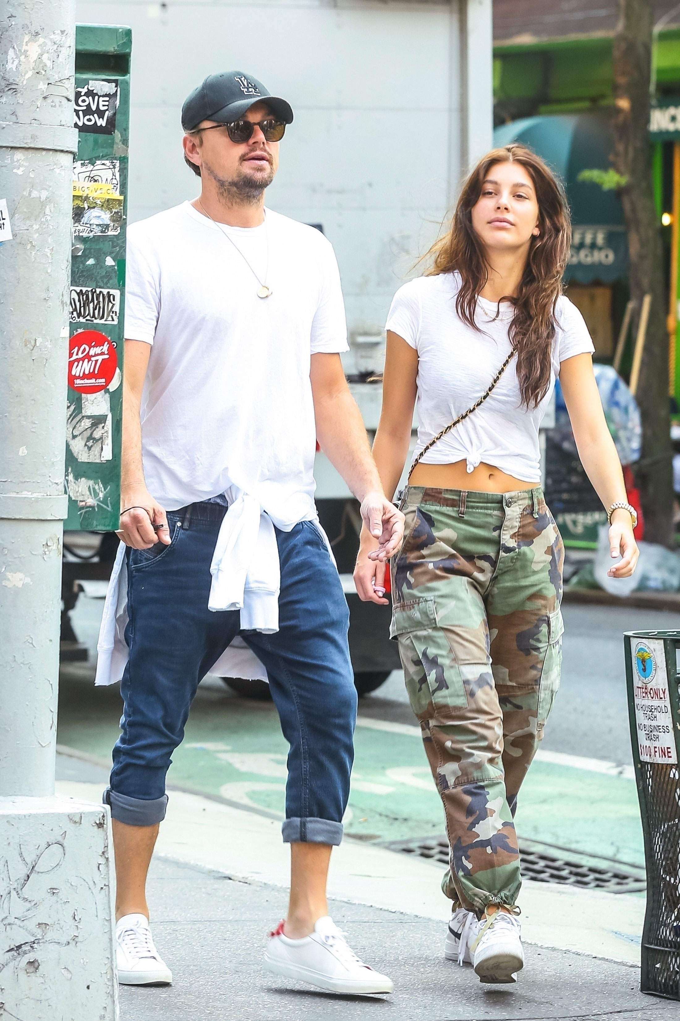"Leonardo DiCaprio and Girlfriend Camila Morrone Are Reportedly ""Pretty Serious"""
