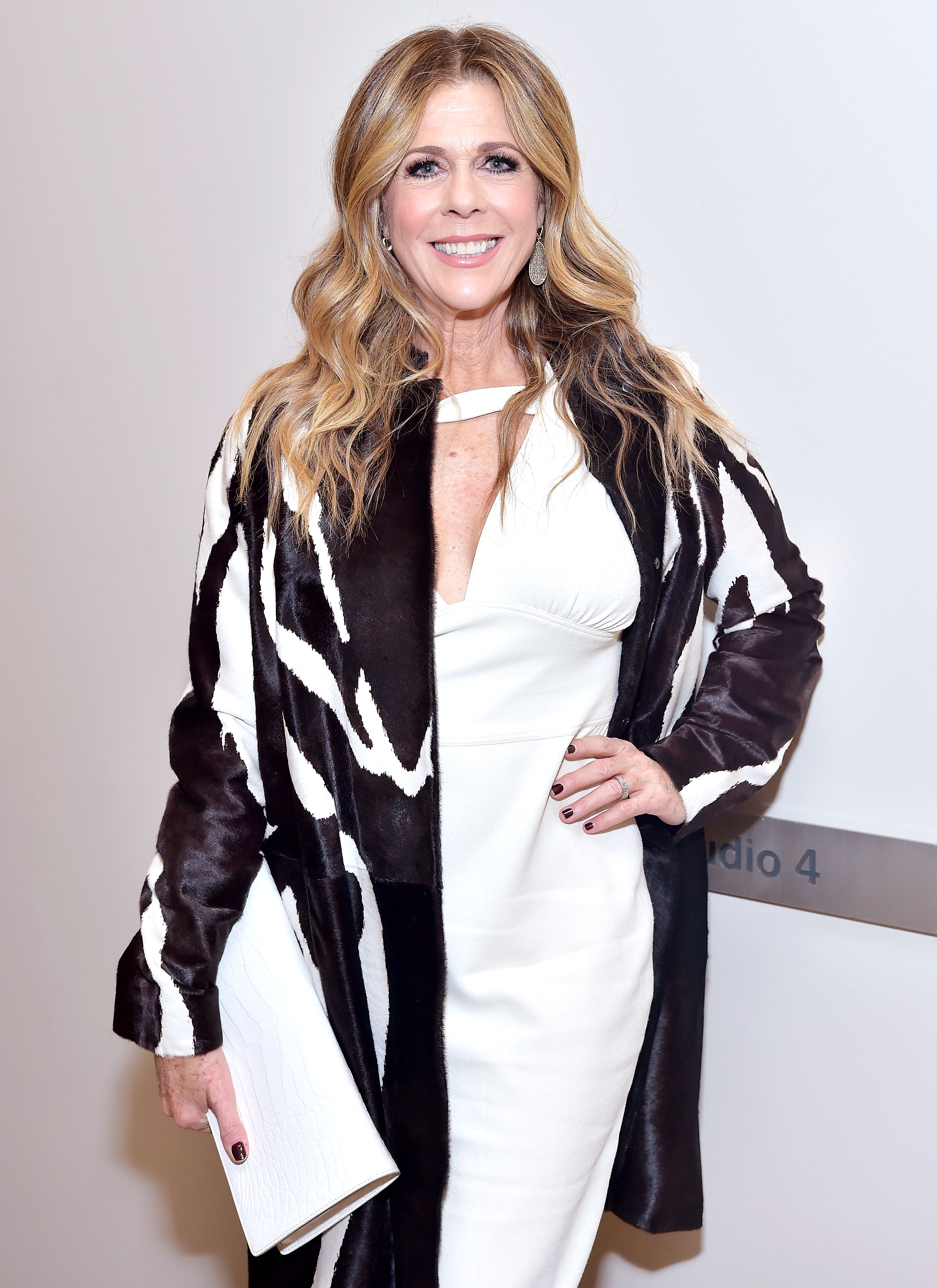"Rita Wilson on Why Women Should Say ""No"" More"