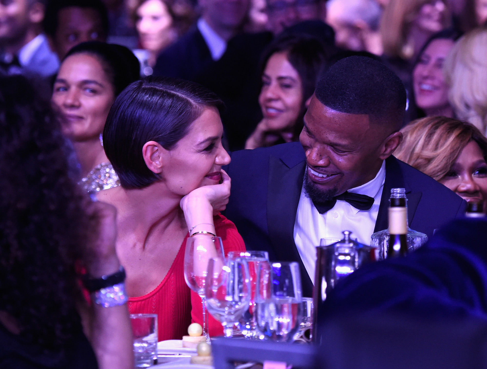 Katie Holmes and Jamie Foxx Have Reportedly Split