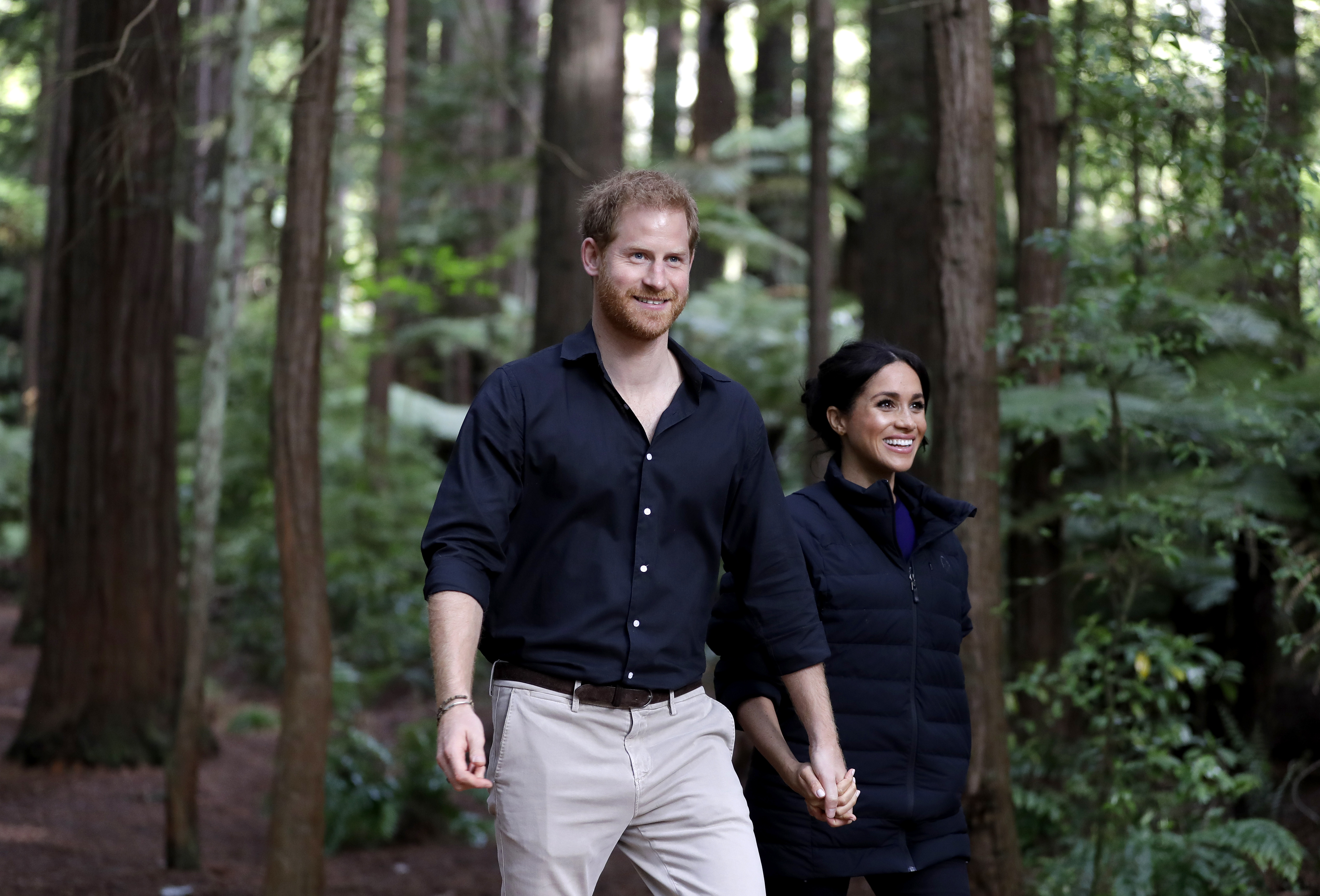 Meghan Markle and Prince Harry's Baby Prep Sounds Wildly Bougie