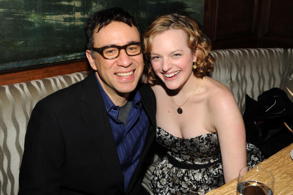 Remember When Elisabeth Moss Was Married to Fred Armisen?
