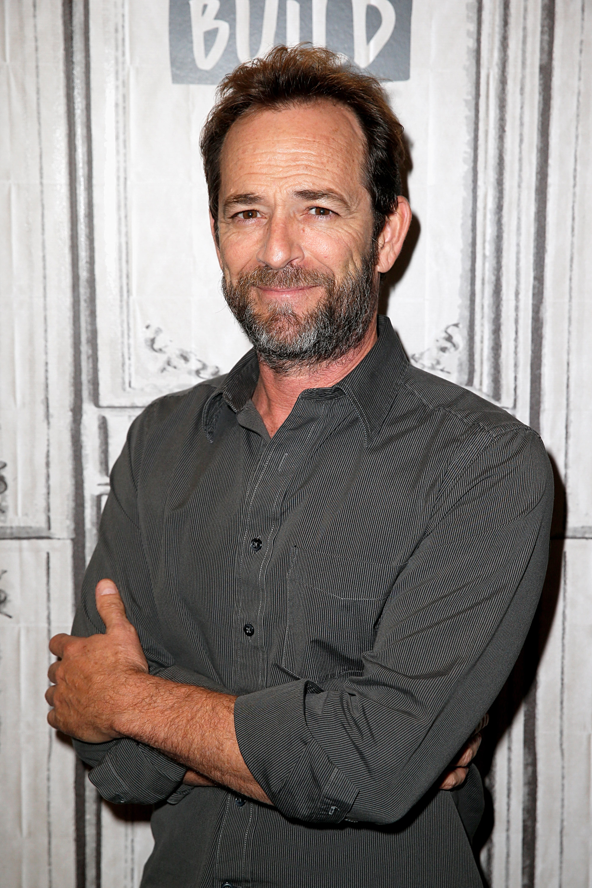 Luke Perry Hospitalized After Suffering Reported Stroke
