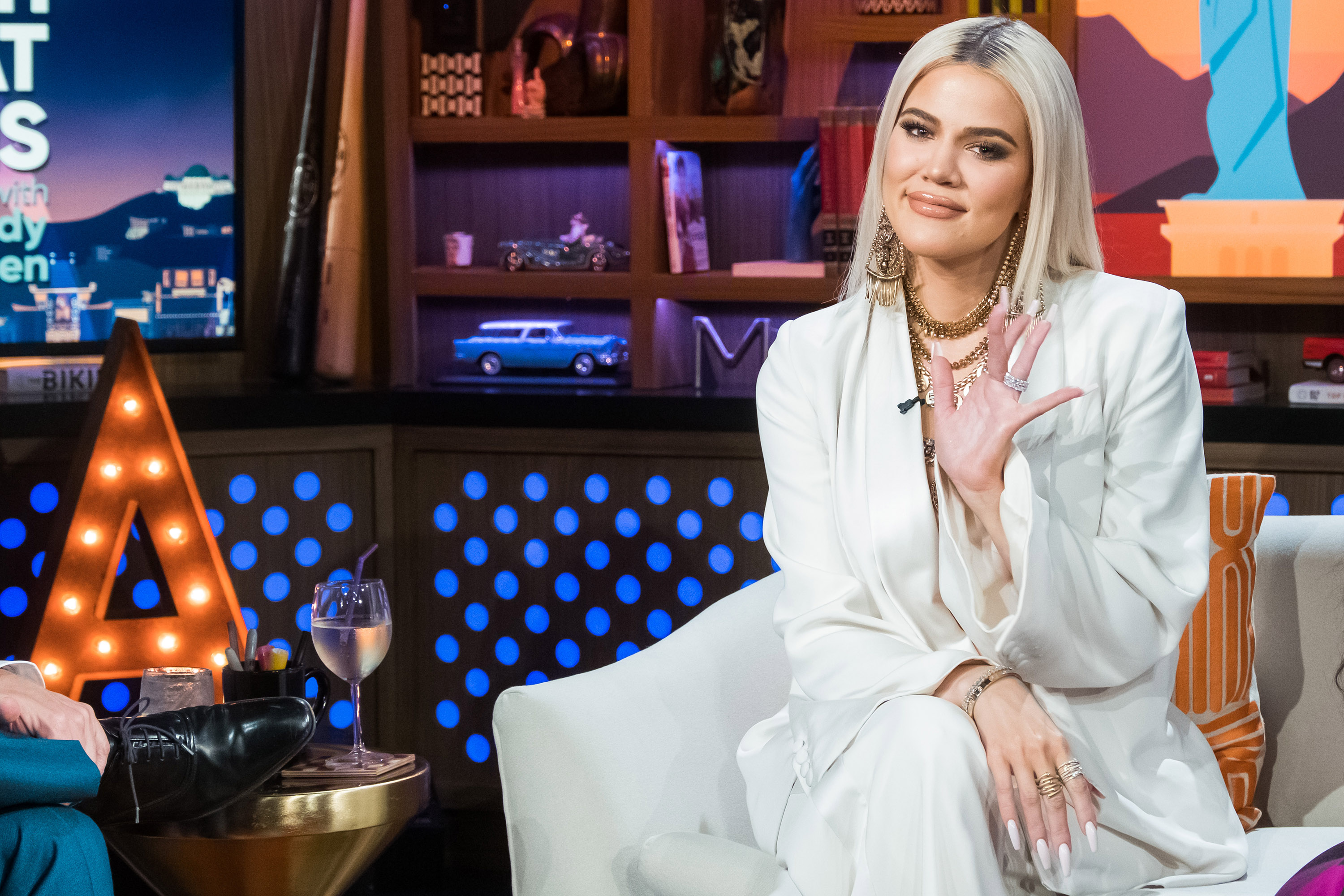 Khloé Kardashian Sets the Record Straight on Those <em>Bachelorette</em> Rumors