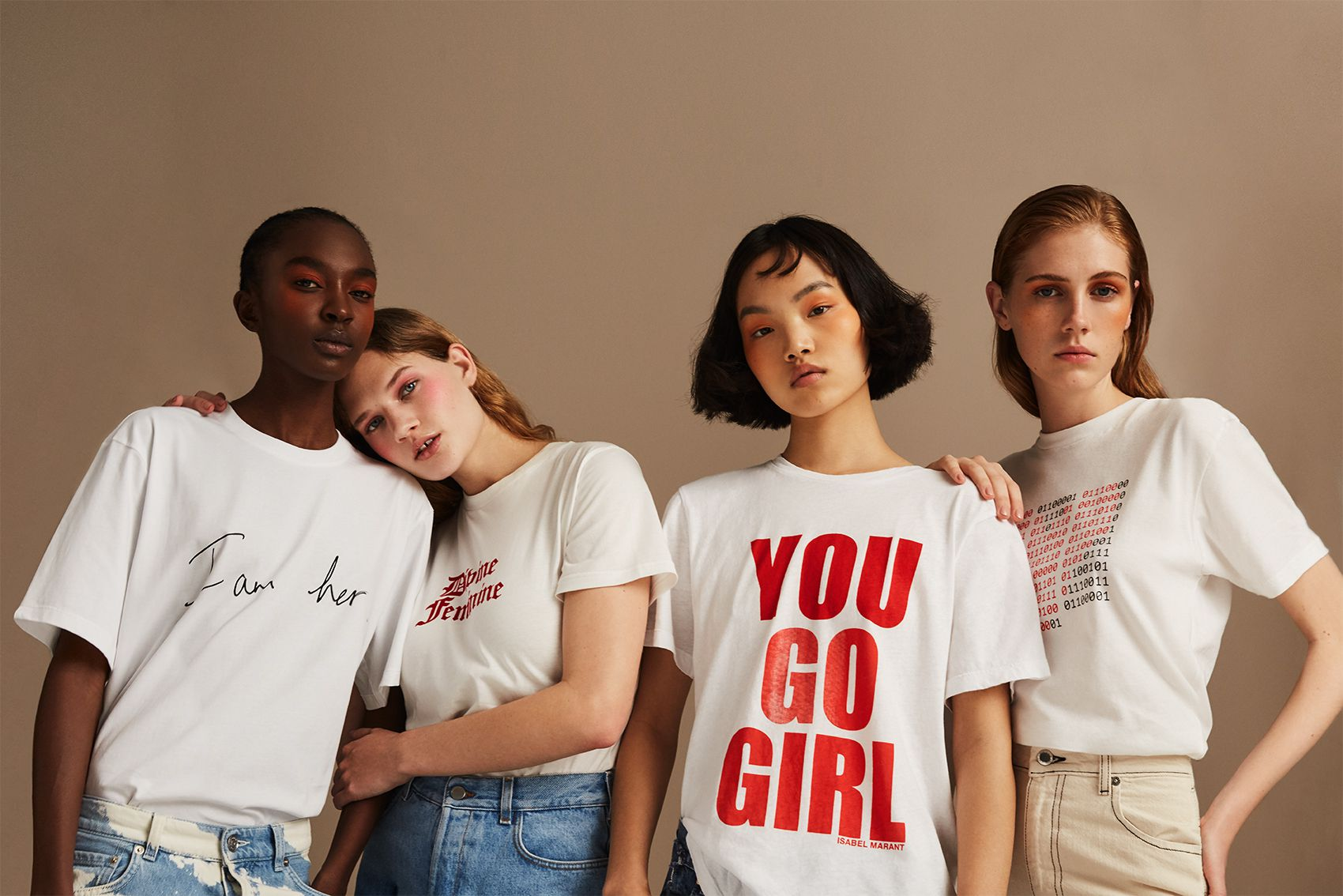 10 Brands Donating 100% of Their Women's Day Merch Sales to Charity