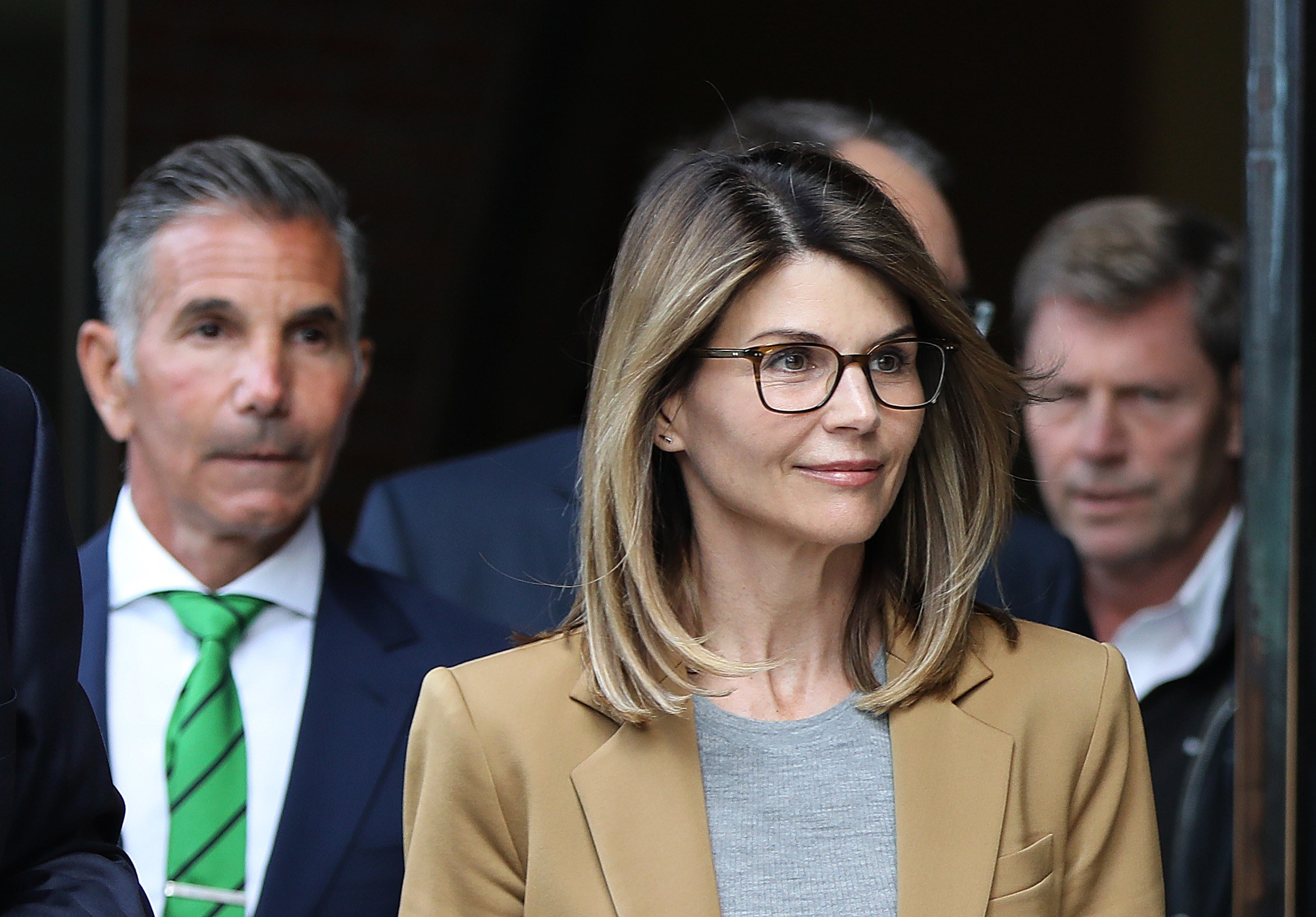 Lori Loughlin Pleads Not Guilty to All Charges Against Her