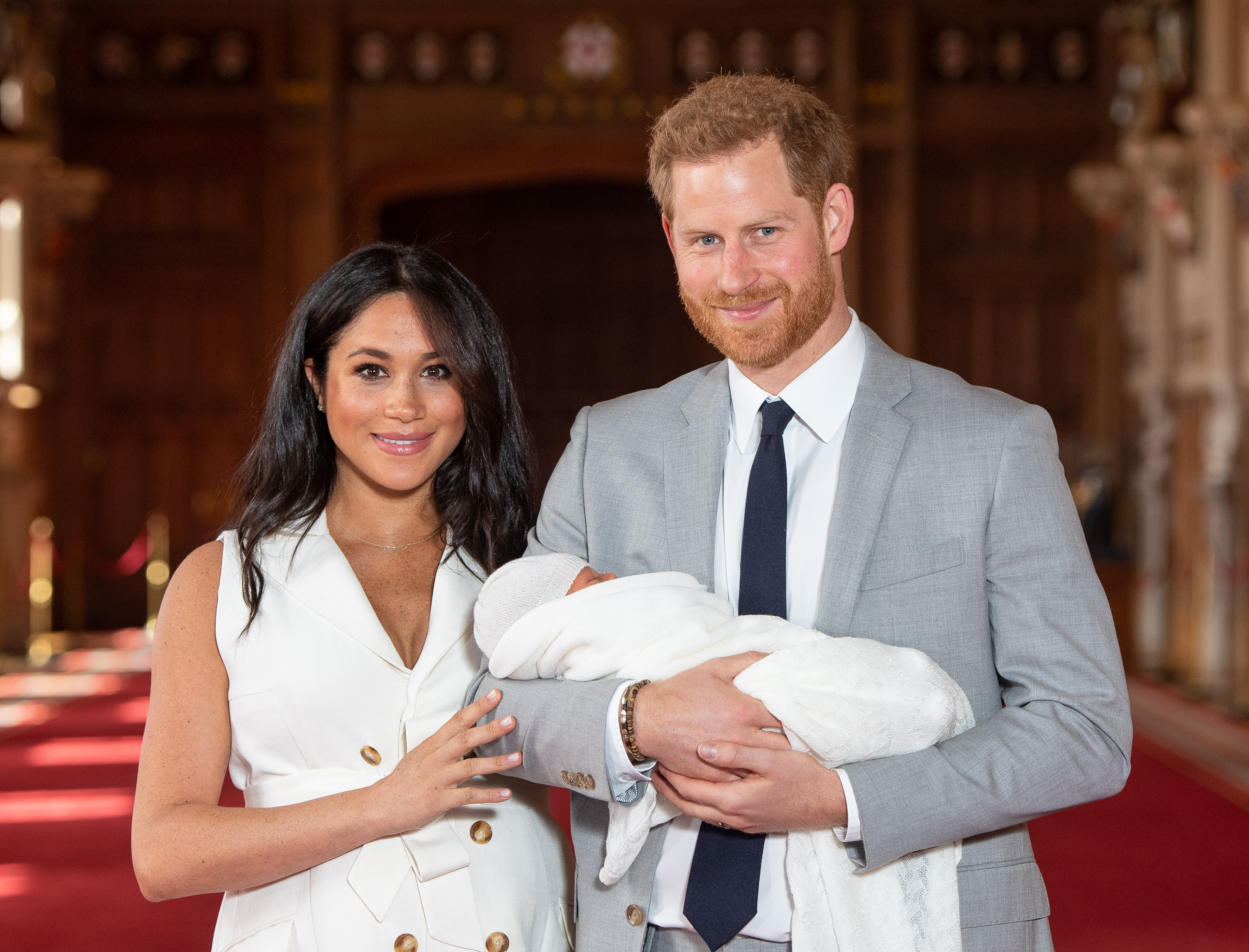 Meghan Markle and Prince Harry Chose a Sentimental Location for Baby Archie's Christening