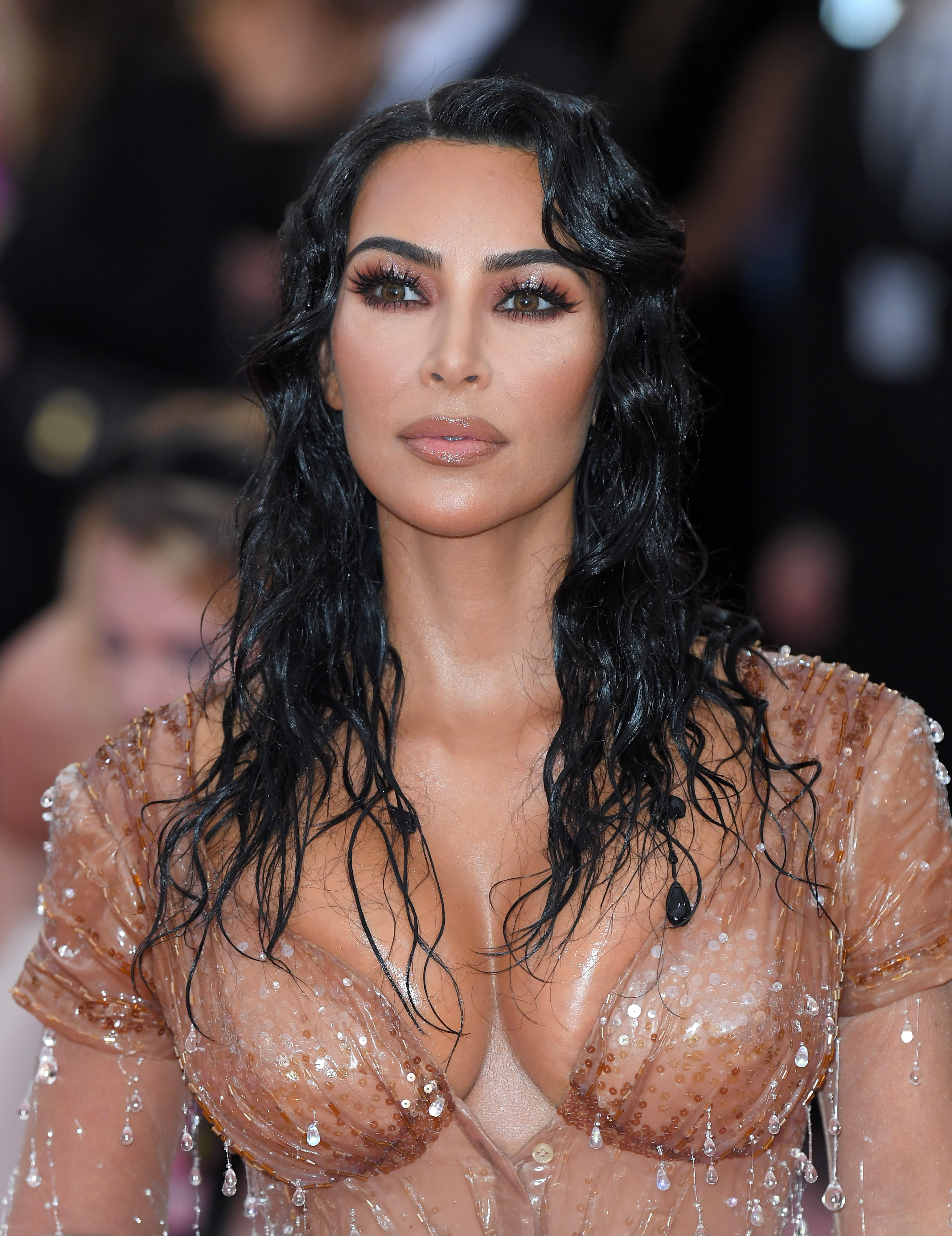 Kim Kardashian's Personal Trainer Claps Back at Critics of Her Super Cinched Waist at the Met Gala