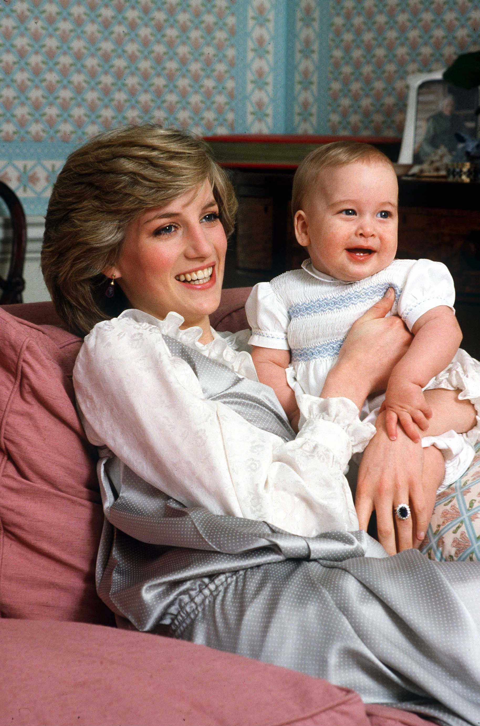 "Prince William Called Losing Mom Princess Diana ""a Pain Like No Other Pain"""