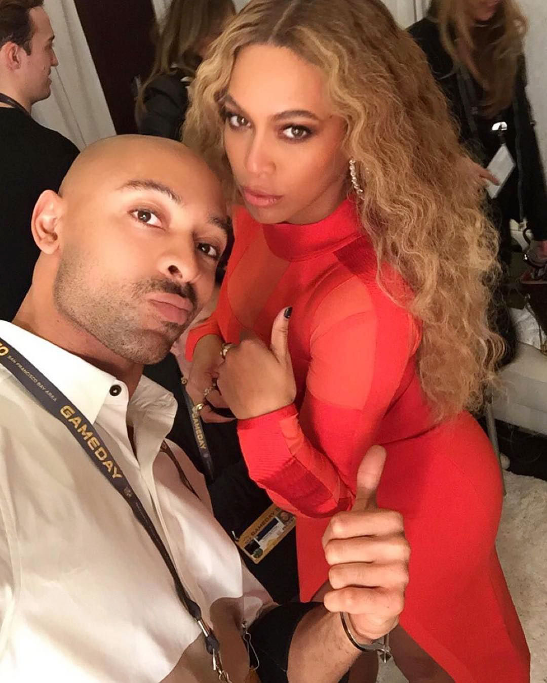 Beyonce's Makeup Artist Confirms The Reason Beyoncé Named Her Son Sir Carter