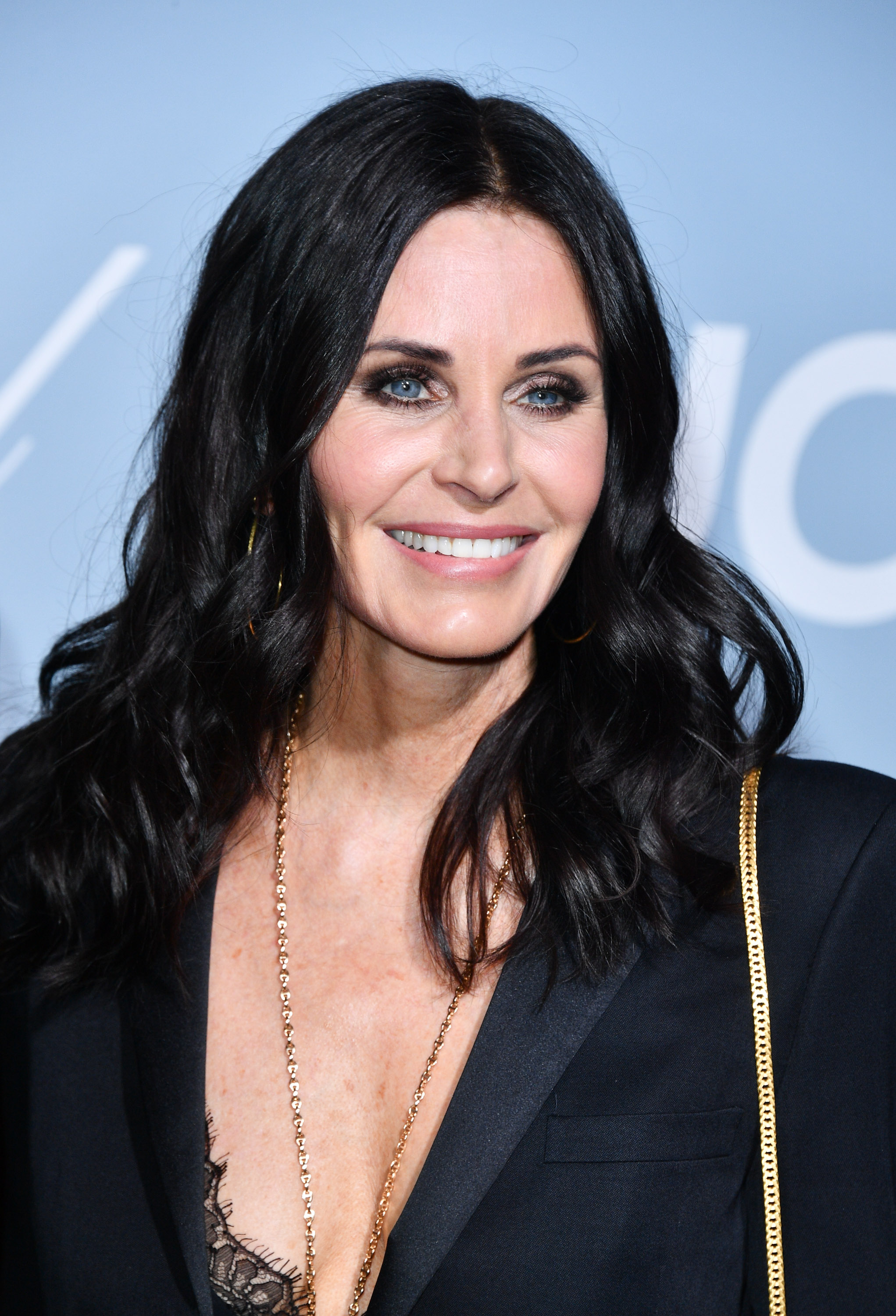 Courteney Cox and Her Daughter Twinned in the Same Dress — 21 Years Apart