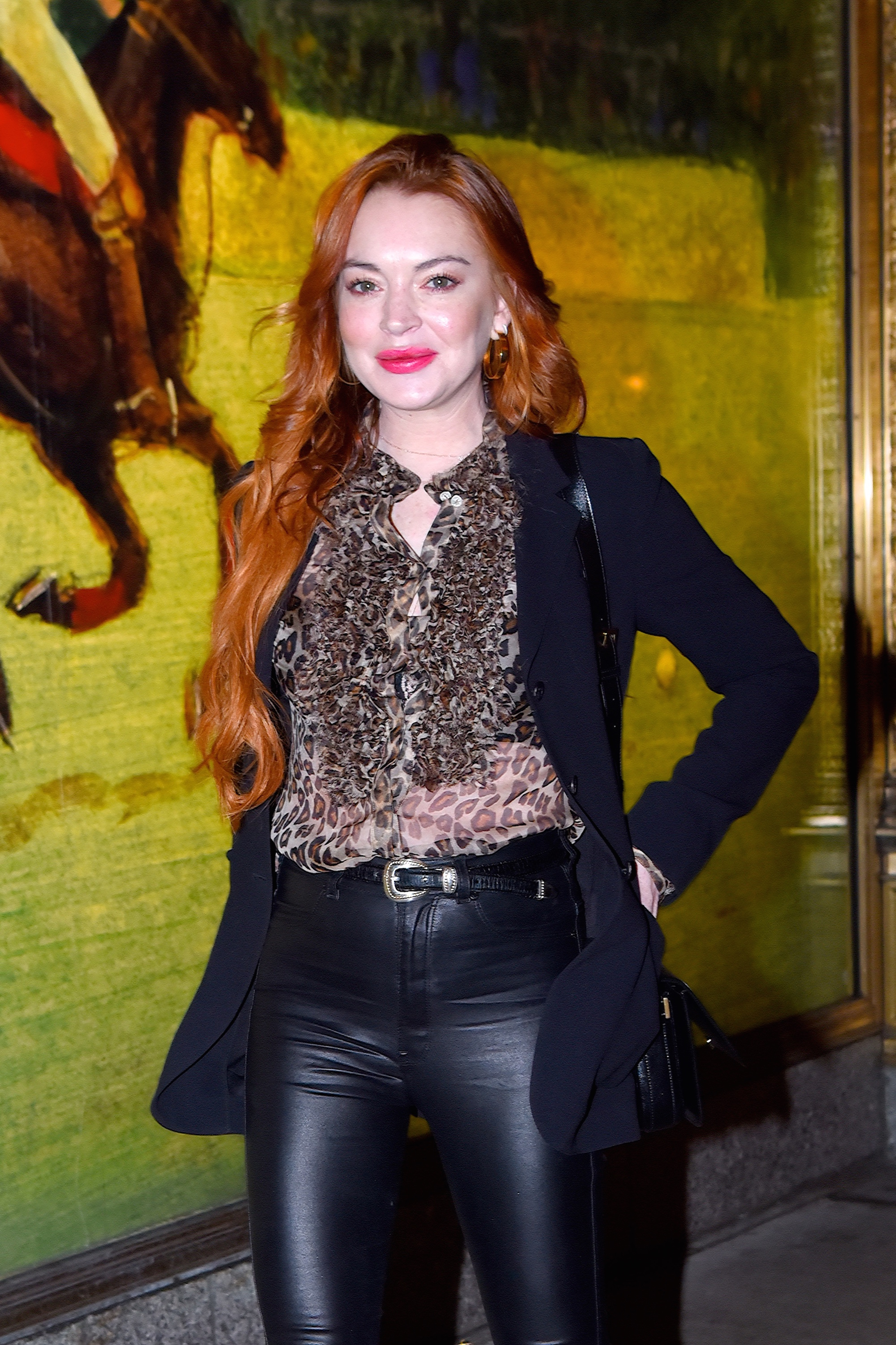 Is the World Ready for More Music from Lindsay Lohan?