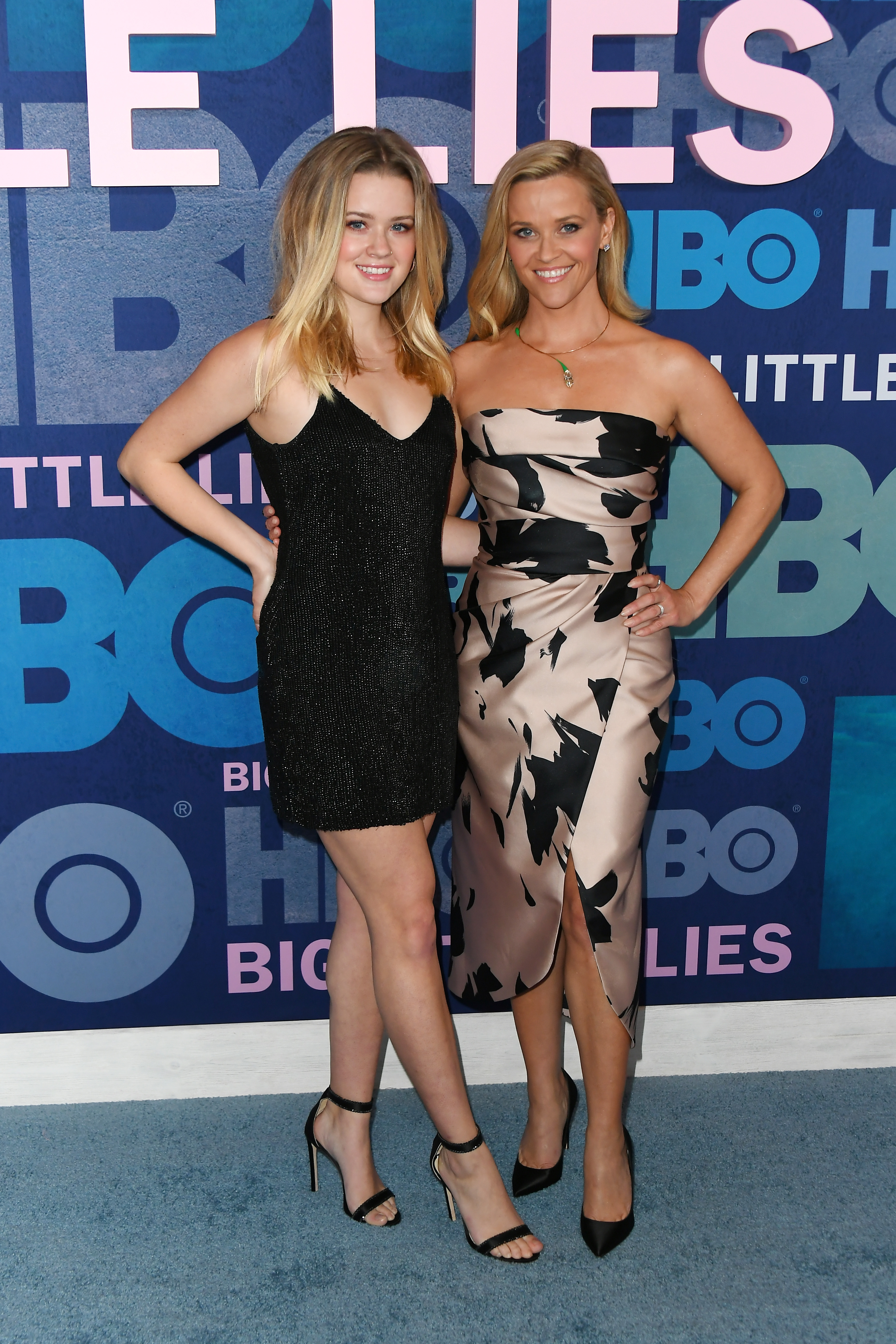 Ava Phillippe Reese Witherspoon  Big Little Lies  Season 2 Premiere