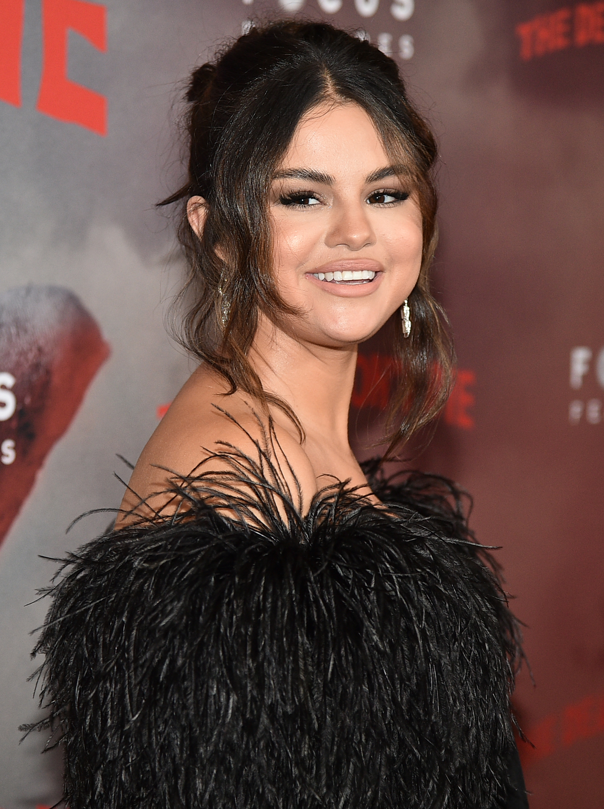 Selena Gomez's Maid of Honor Gown at Her Cousin's Wedding Was a Total Showstopper